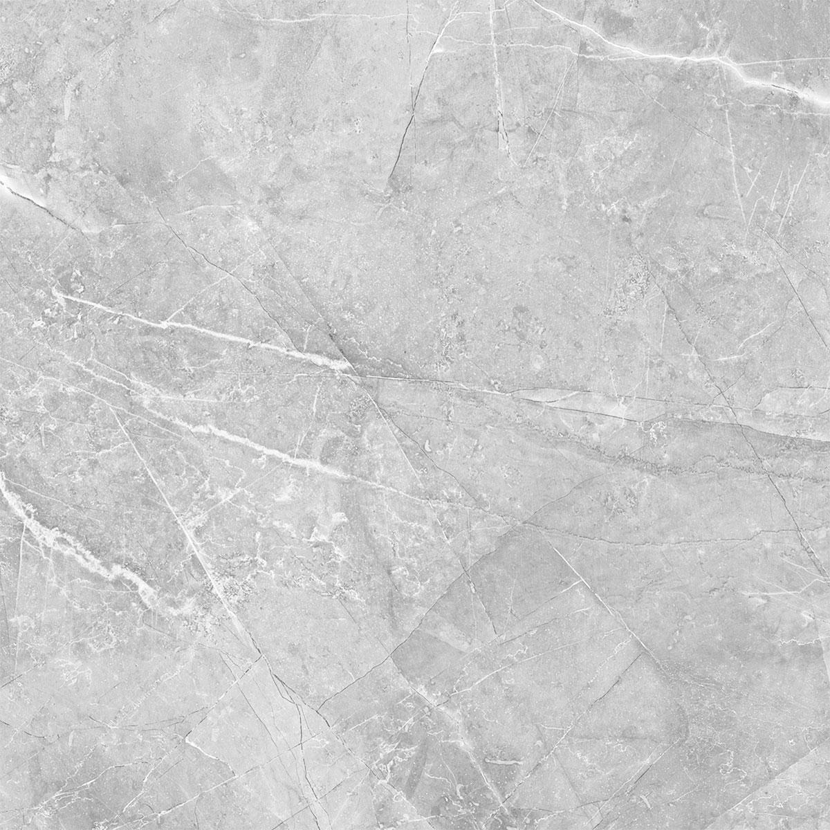 """Bodenfliese """"Armani"""",  60x60 cm, poliert, grau"""