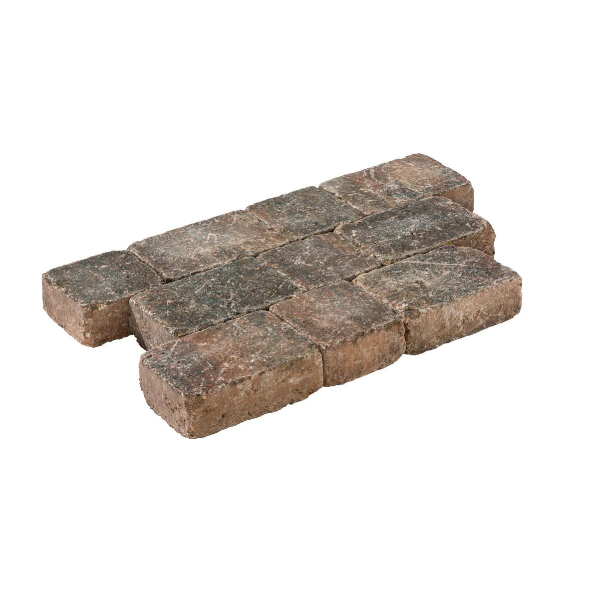 """Diephaus Pflastersteine """"Antik"""", herbstlaub, 21x14x7 cm"""
