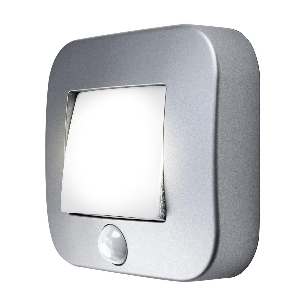 """Osram LED-Sensor-Leuchte """"Nightlux Hall"""", silber"""