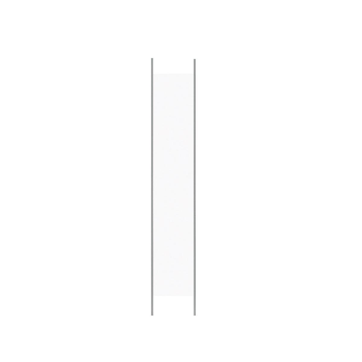 Durabil Glas-Windschutz 6 mm 228x1600mm Einscheibensicherheitsglas klar