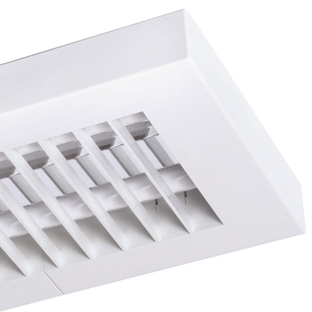 """Deckenleuchten - LED Wand Deckenleuchten """"Memo DIM 120"""", 119,3x18,5x5 cm neutralweiß  - Onlineshop Hellweg"""