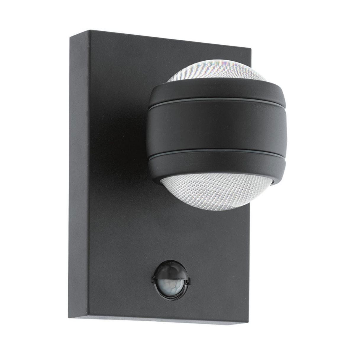"""Außenwandleuchten - LED Außenwandleuchte """"Sesimba 1"""", schwarz  - Onlineshop Hellweg"""