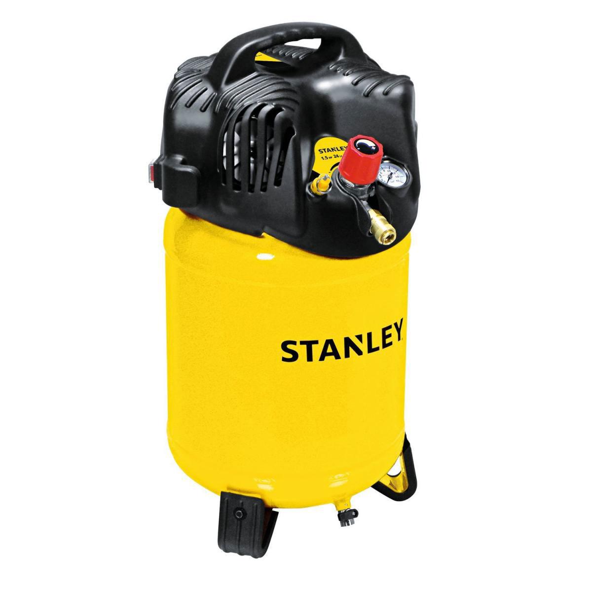 """Stanley Druckluft-Kompressor """"D 200/10/24V"""""""
