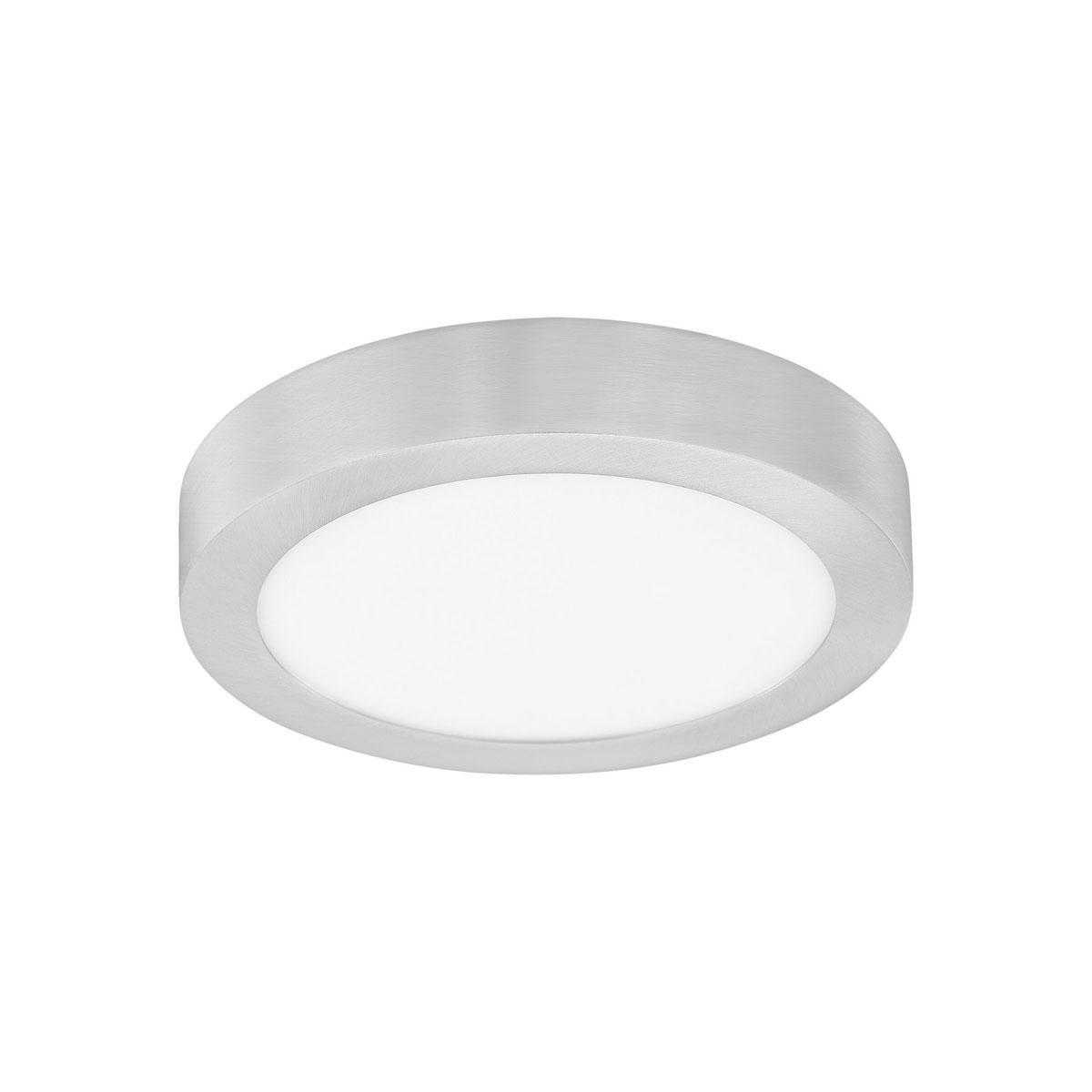 """Deckenleuchten - LED Deckenleuchte """"Fueva"""", Ø22,5cm, silber silber  - Onlineshop Hellweg"""