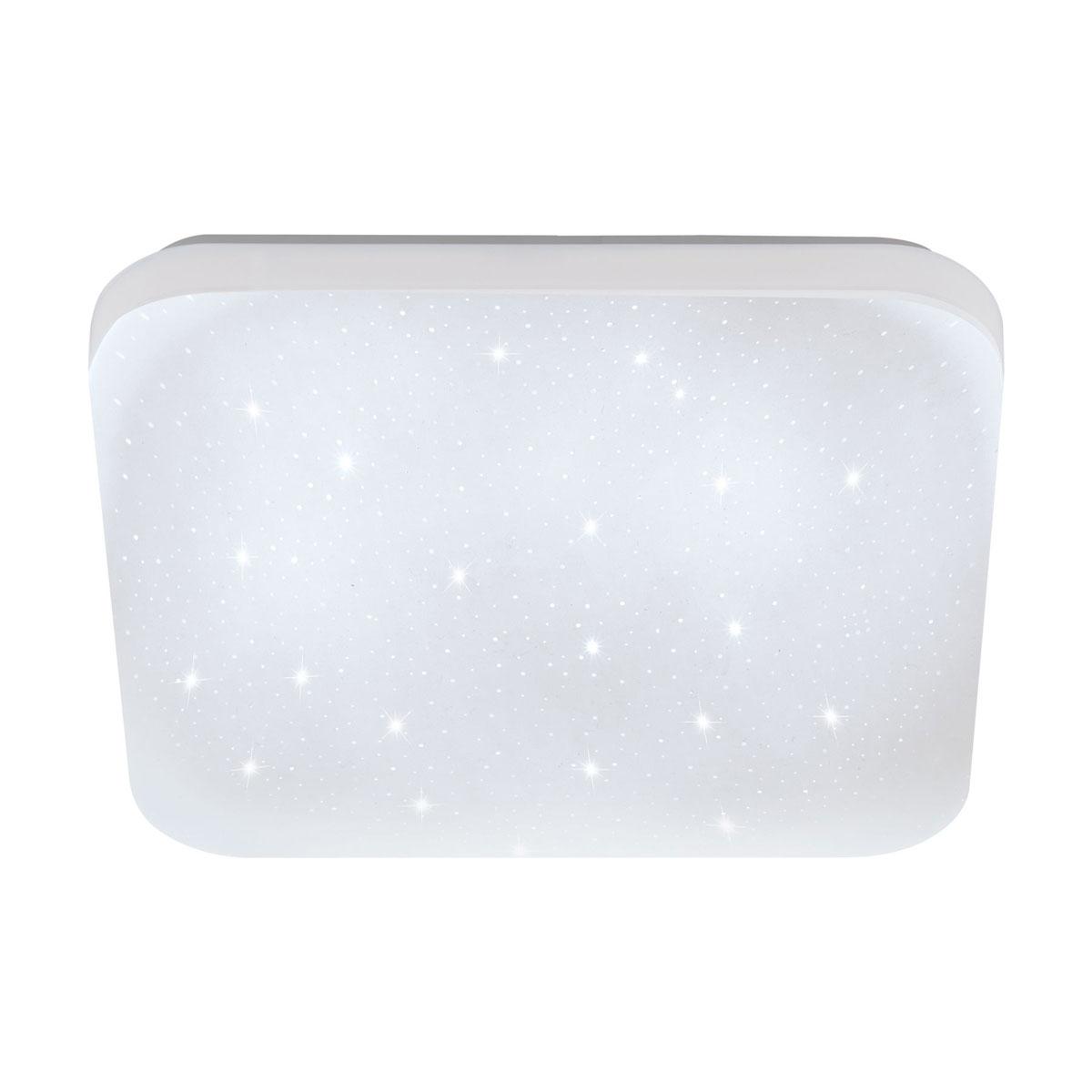 """Deckenleuchten - LED Deckenleuchte """"Frania S"""", 22x22cm, weiß 22x22 cm cm  - Onlineshop Hellweg"""