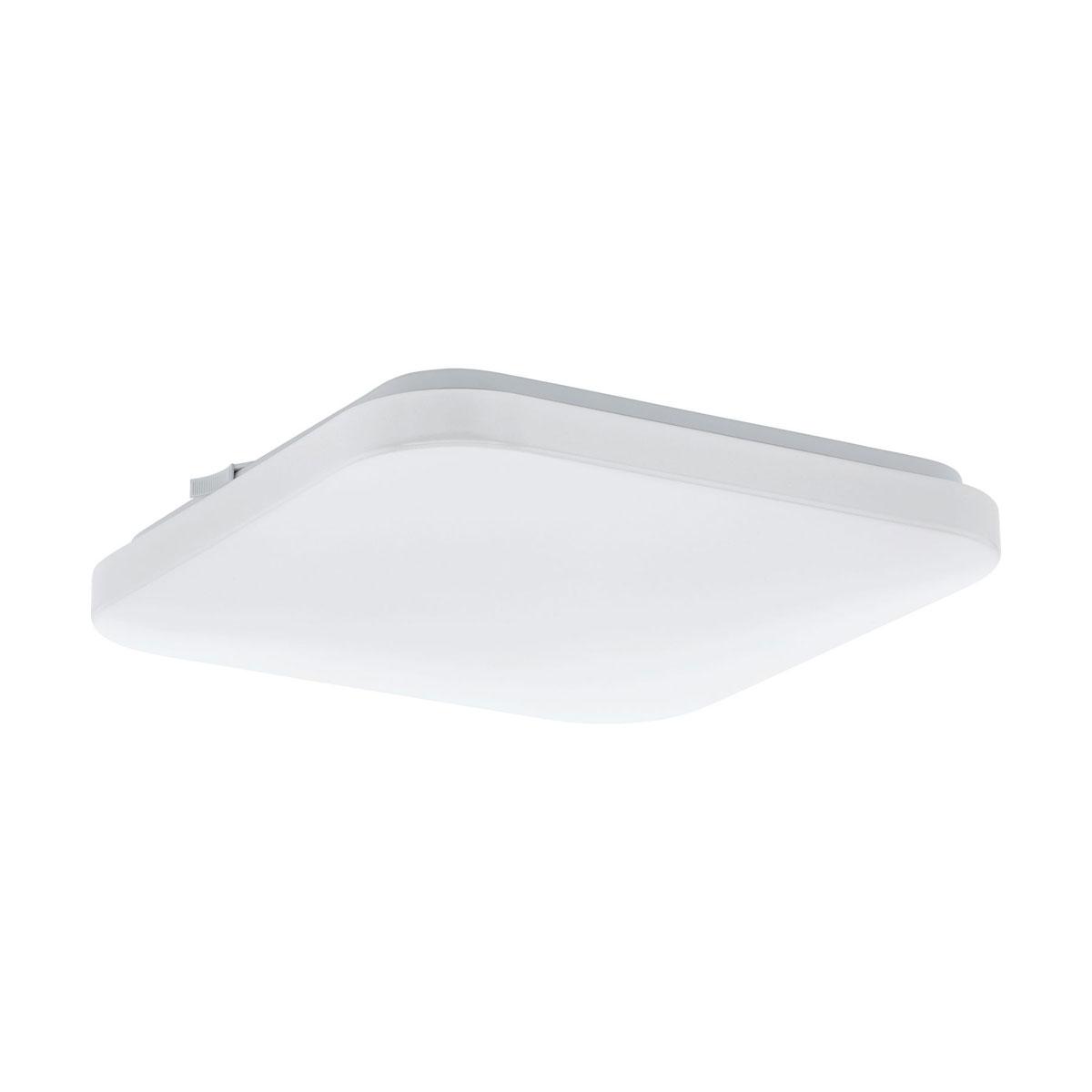 """Deckenleuchten - LED Deckenleuchte """"Frania"""", 28x28cm, weiß 28x28 cm cm  - Onlineshop Hellweg"""