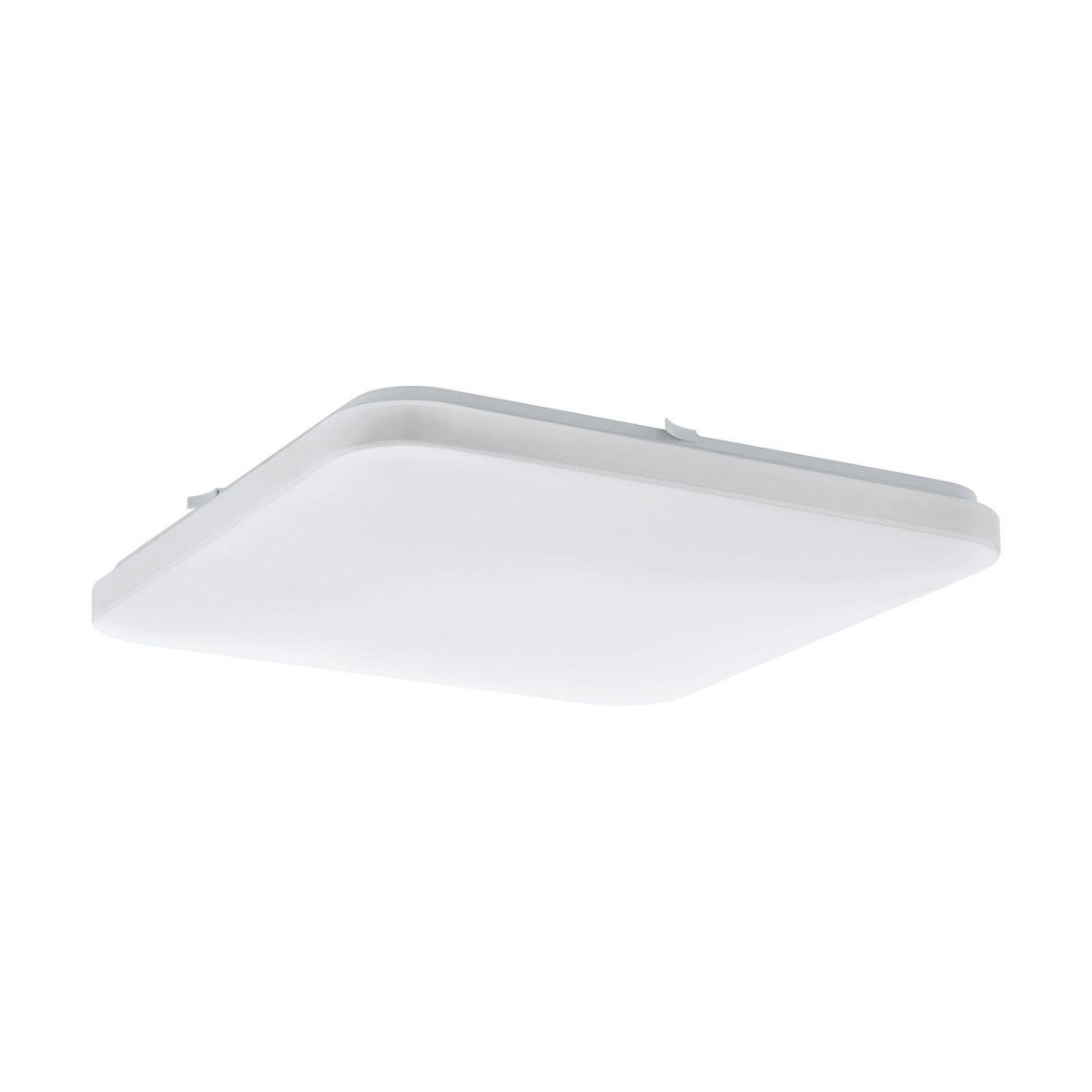 """Deckenleuchten - LED Deckenleuchte """"Frania"""", 43x43cm, weiß 43x43 cm cm  - Onlineshop Hellweg"""