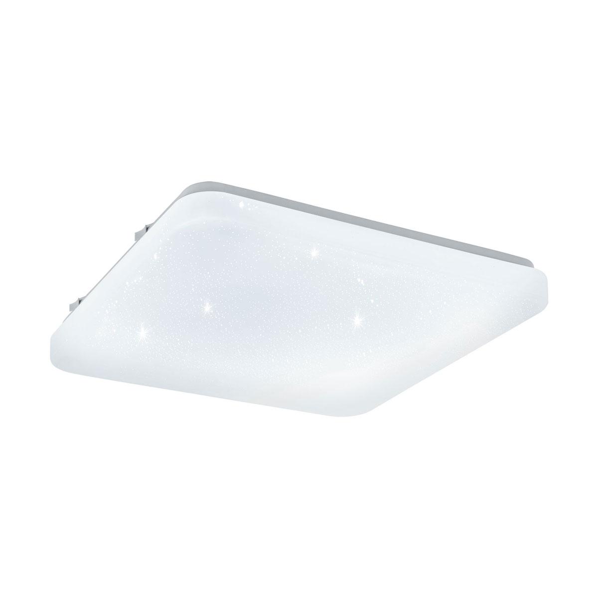 """Deckenleuchten - LED Deckenleuchte """"Frania S"""", 28x28cm, weiß 28x28 cm cm  - Onlineshop Hellweg"""