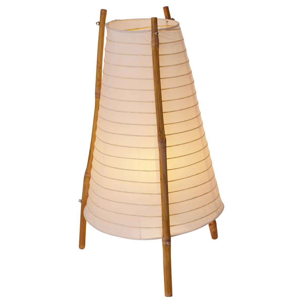 """Tischleuchten - Stehleuchte """"Bamboo"""", 44 cm  - Onlineshop Hellweg"""