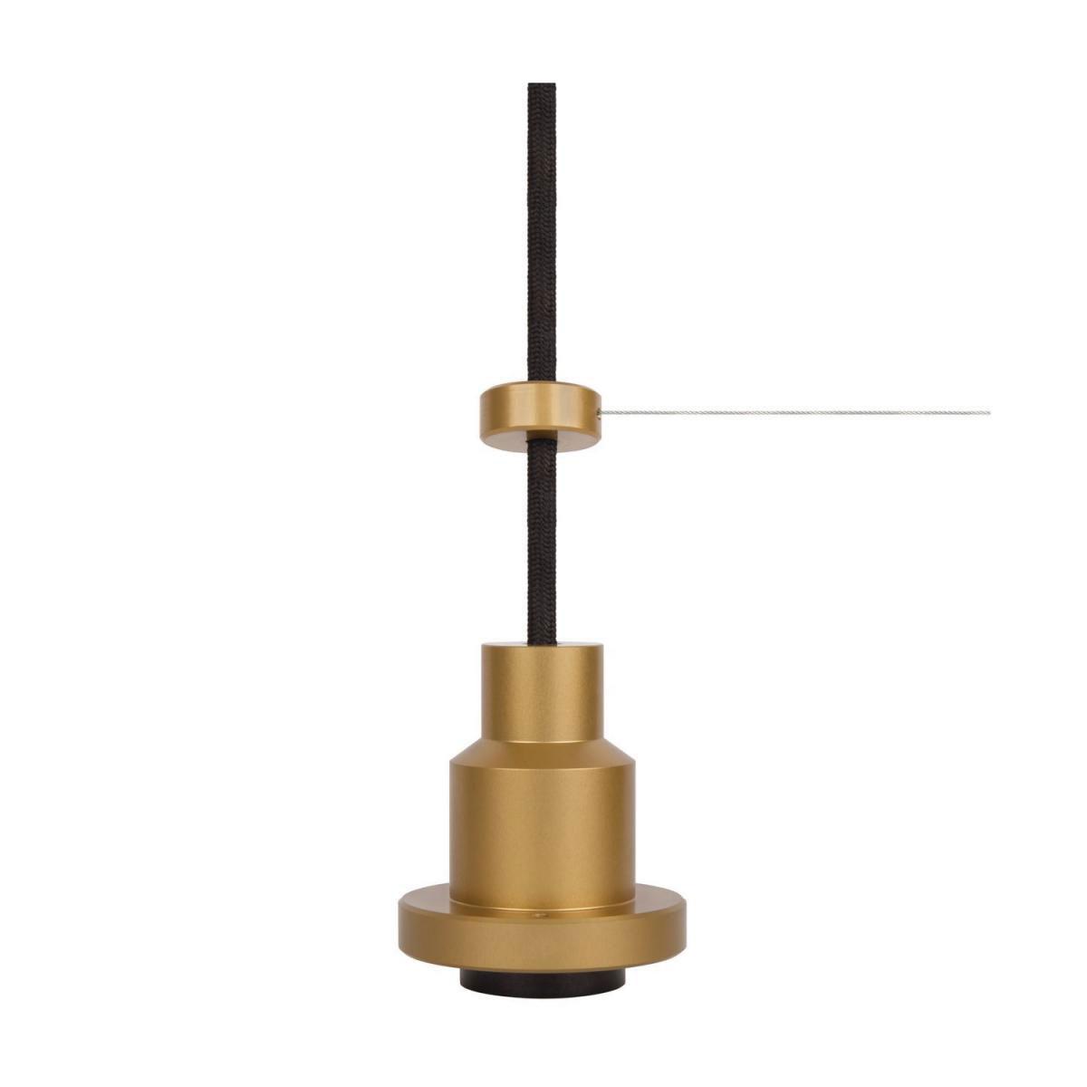 """Deckenleuchten - Hängeleuchte """"Vintage Pendel"""", gold Gold  - Onlineshop Hellweg"""