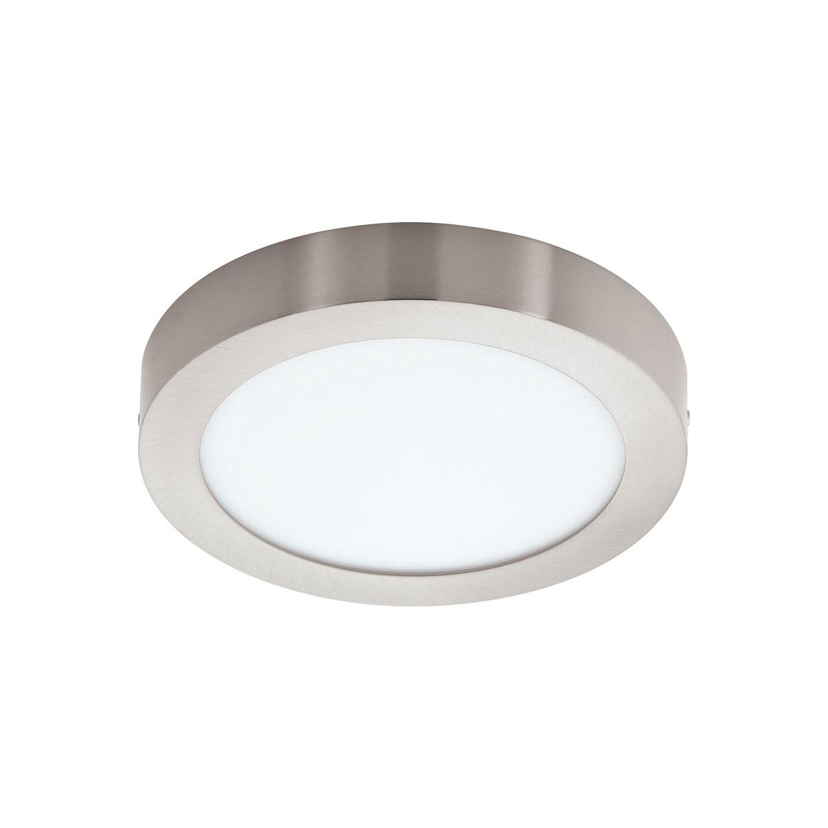 """Deckenleuchten - LED Deckenleuchte """"Fueva C"""", Ø30cm, silber silber  - Onlineshop Hellweg"""