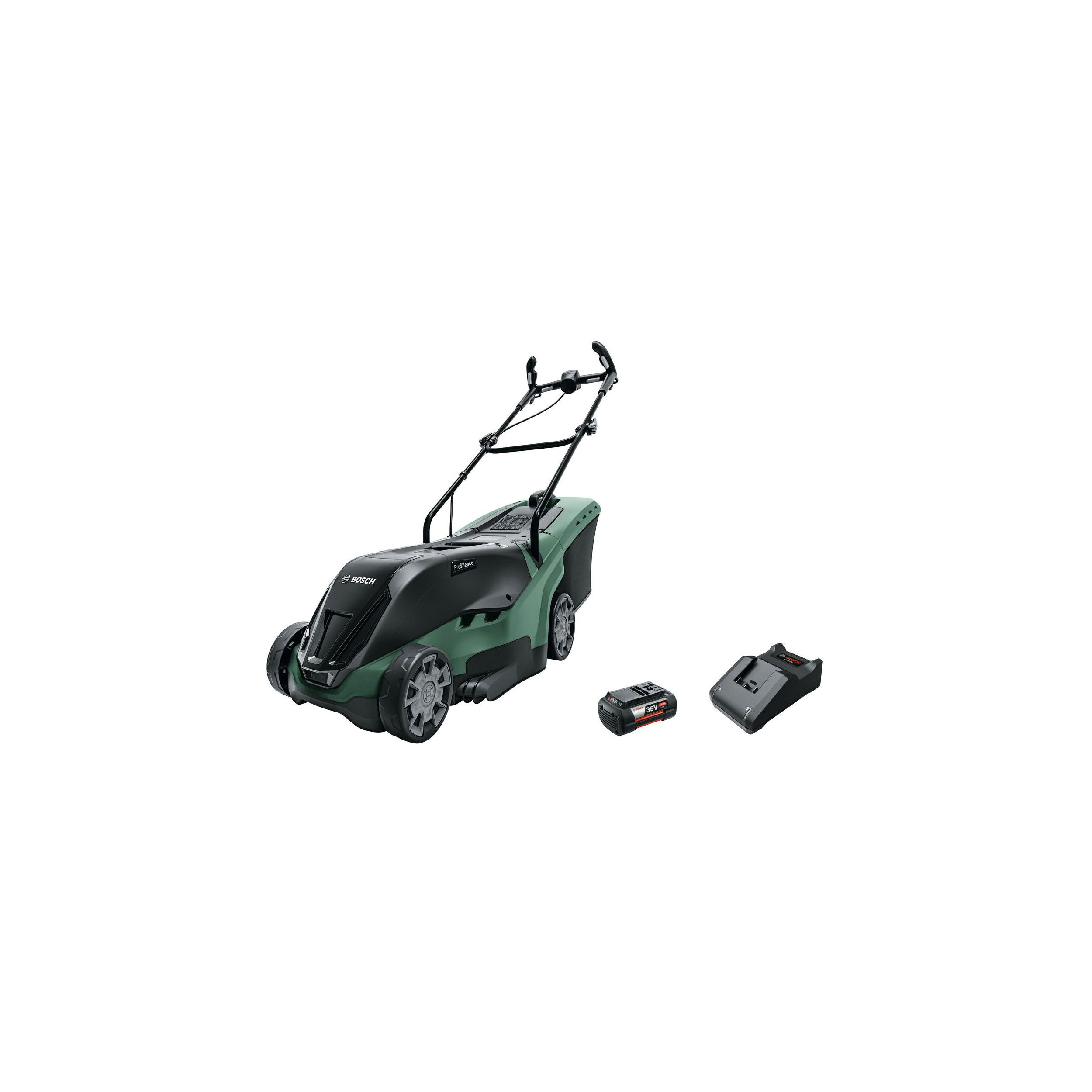 "Bosch Akku-Rasenmäher-Set ""Universal Rotak 36-550"", 3-teilig"