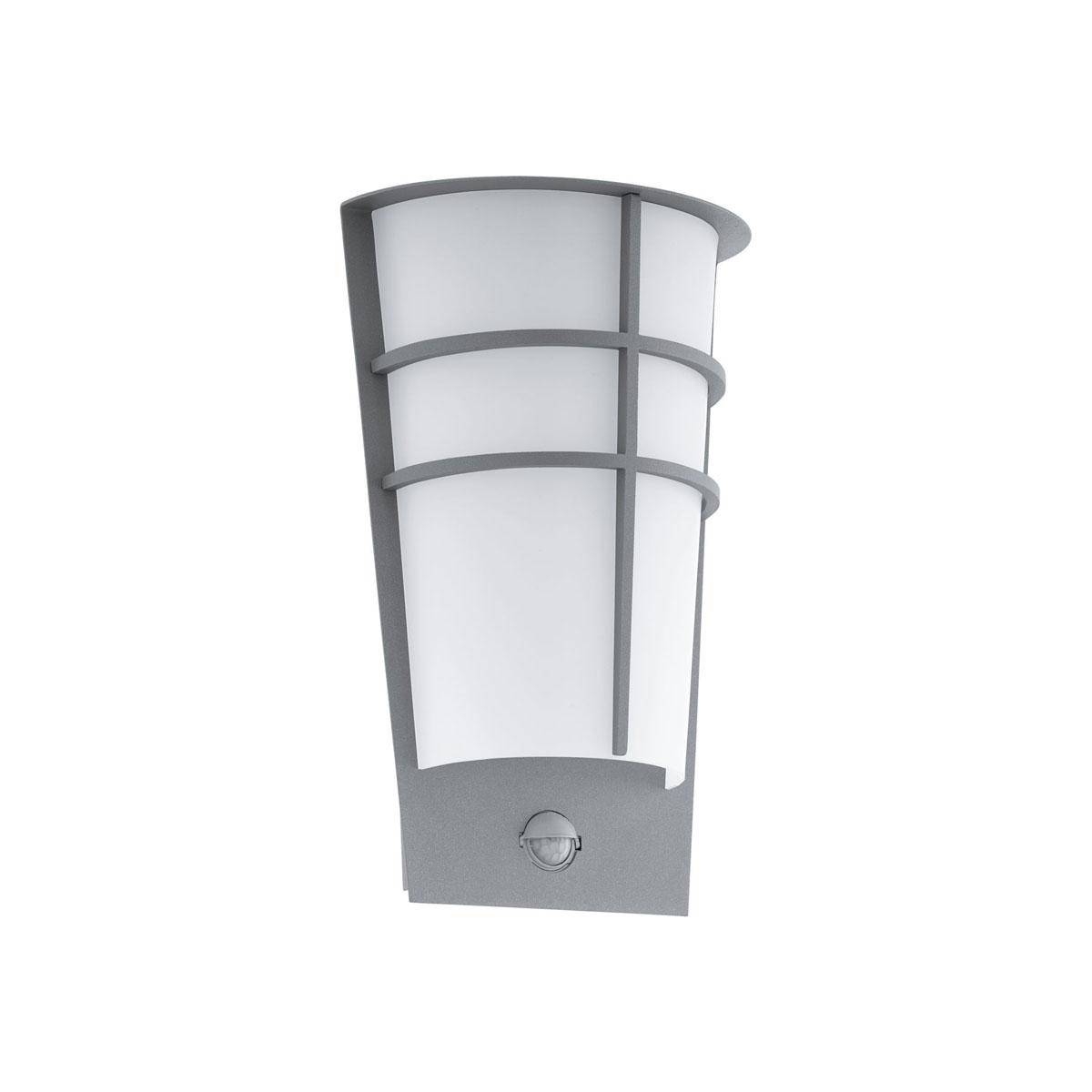 """Außenwandleuchten - LED Außenwandleuchte """"Breganzo"""", silber  - Onlineshop Hellweg"""