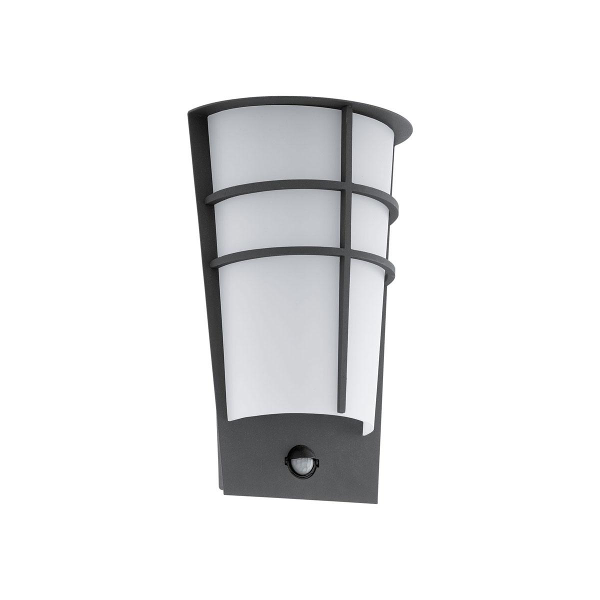 """Außenwandleuchten - LED Außenwandleuchte """"Breganzo"""", anthrazit  - Onlineshop Hellweg"""