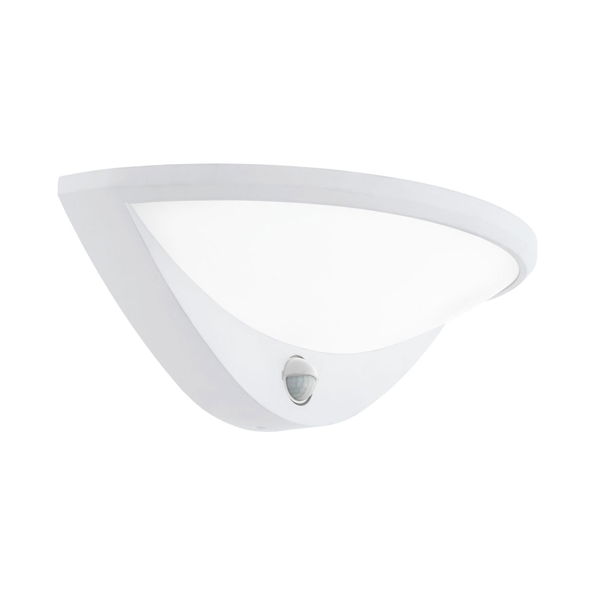 """Außenwandleuchten - LED Außenwandleuchte """"Belcreda"""", weiß  - Onlineshop Hellweg"""