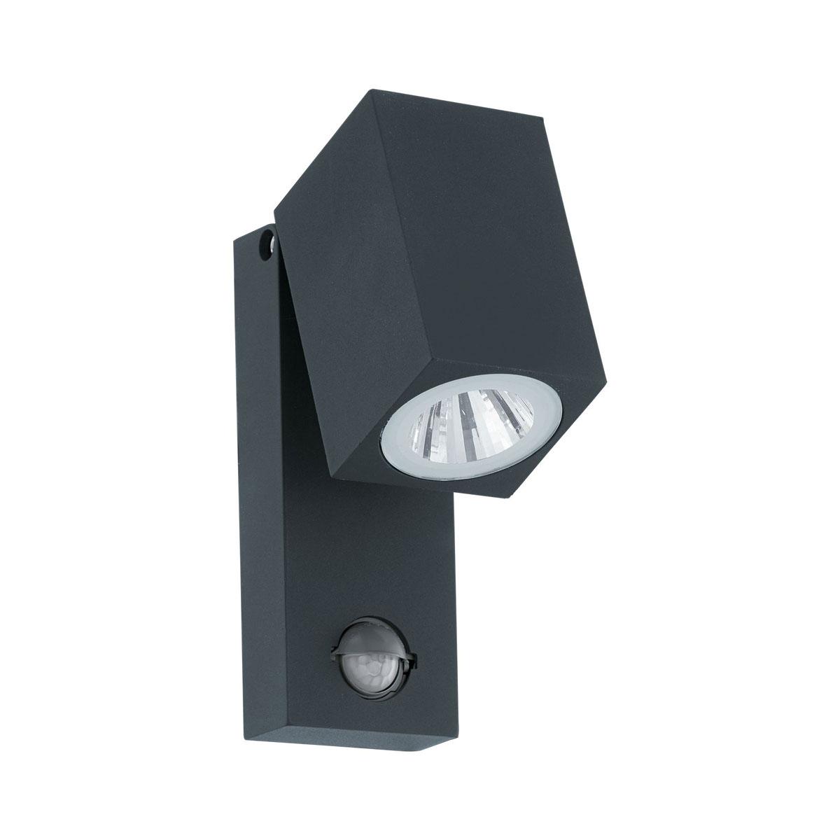 """Außenwandleuchten - LED Außenwandleuchte """"Sakeda"""", anthrazit  - Onlineshop Hellweg"""