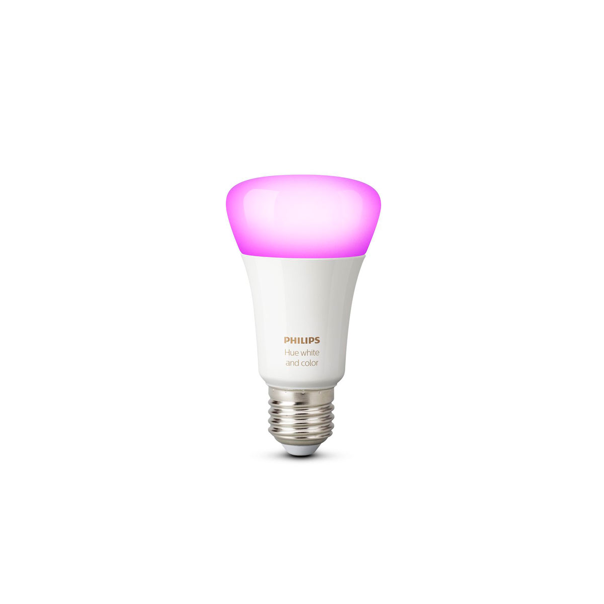 """Philips Hue LED-Leuchtmittel """"RGBW"""", 10W"""