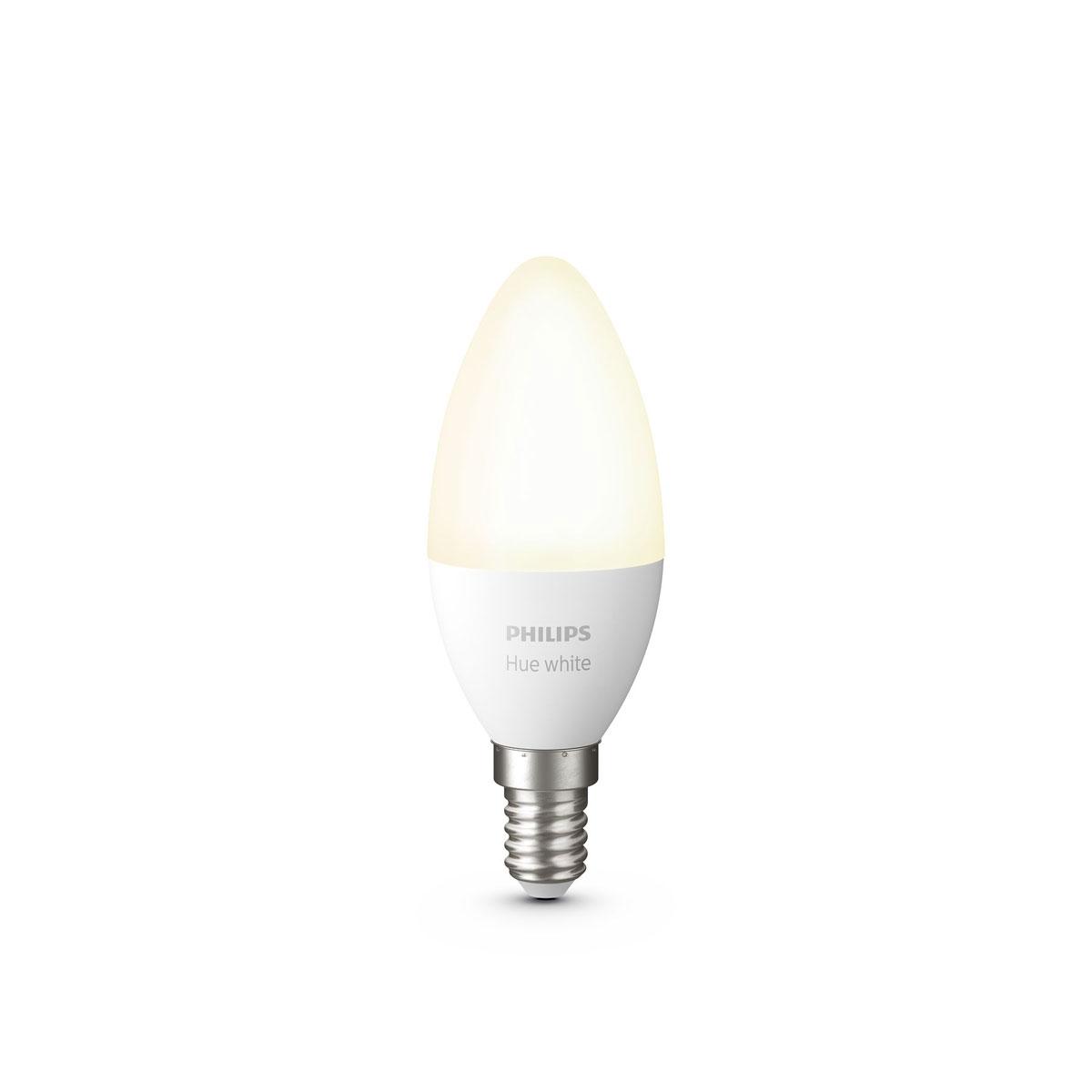 """Philips Hue LED-Kerze """"White"""", 5,5W, 1 Stück 1x LED-Kerze"""