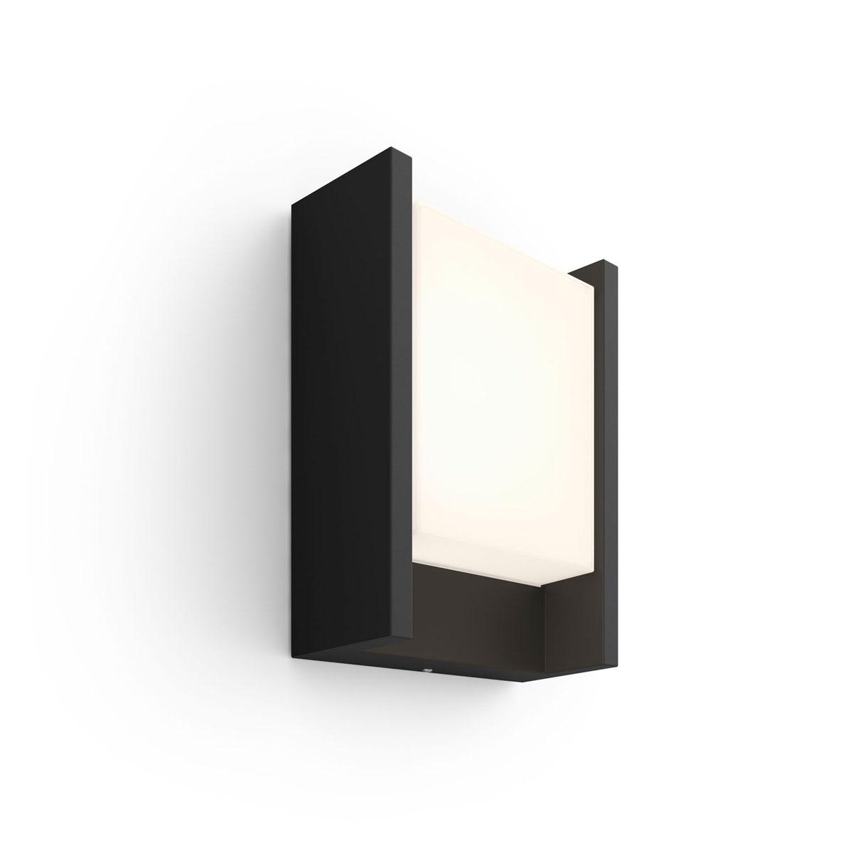 """Philips Hue LED-Wandleuchte """"Fuzo"""", anthrazit"""