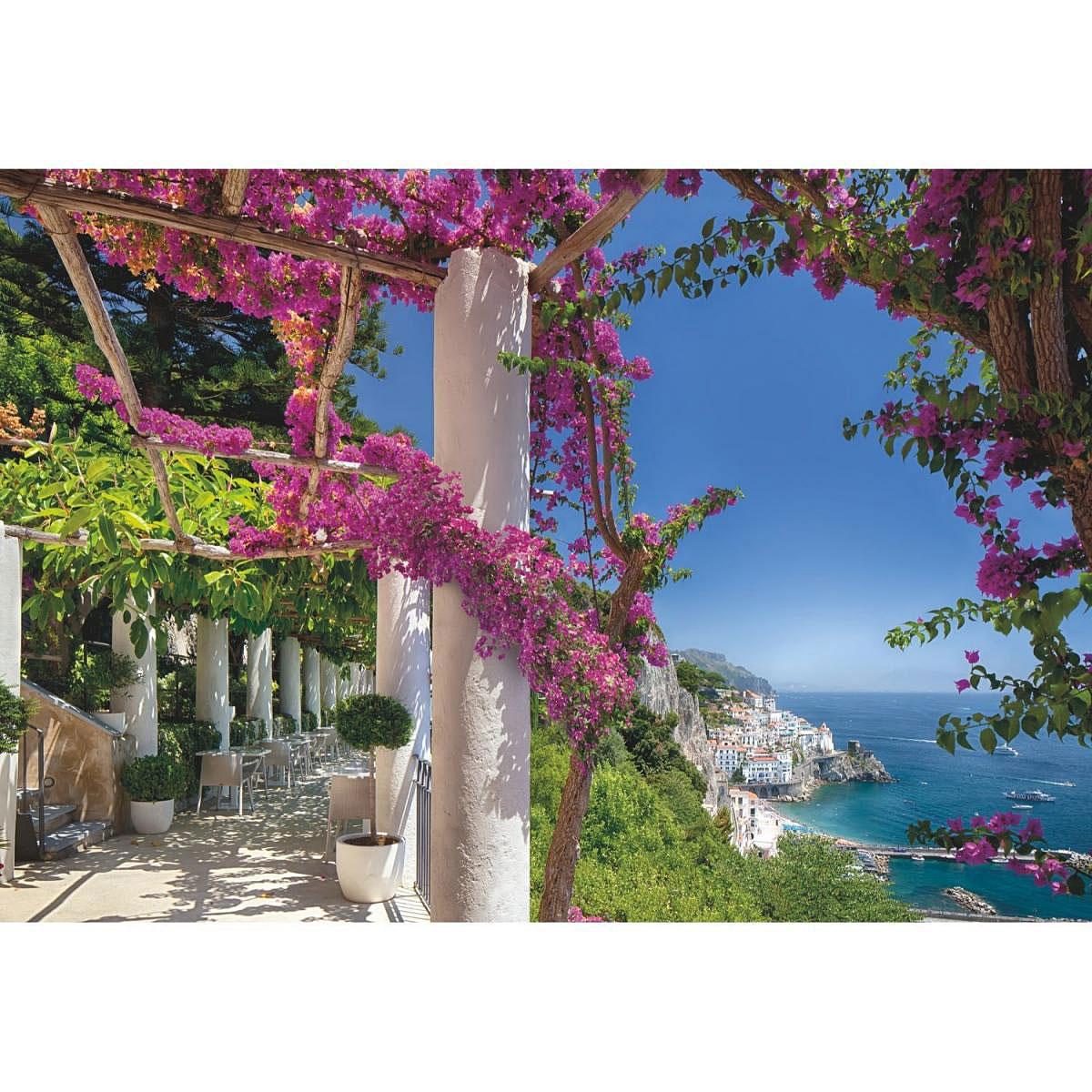Komar Fototapete, Amalfi 368/254 cm