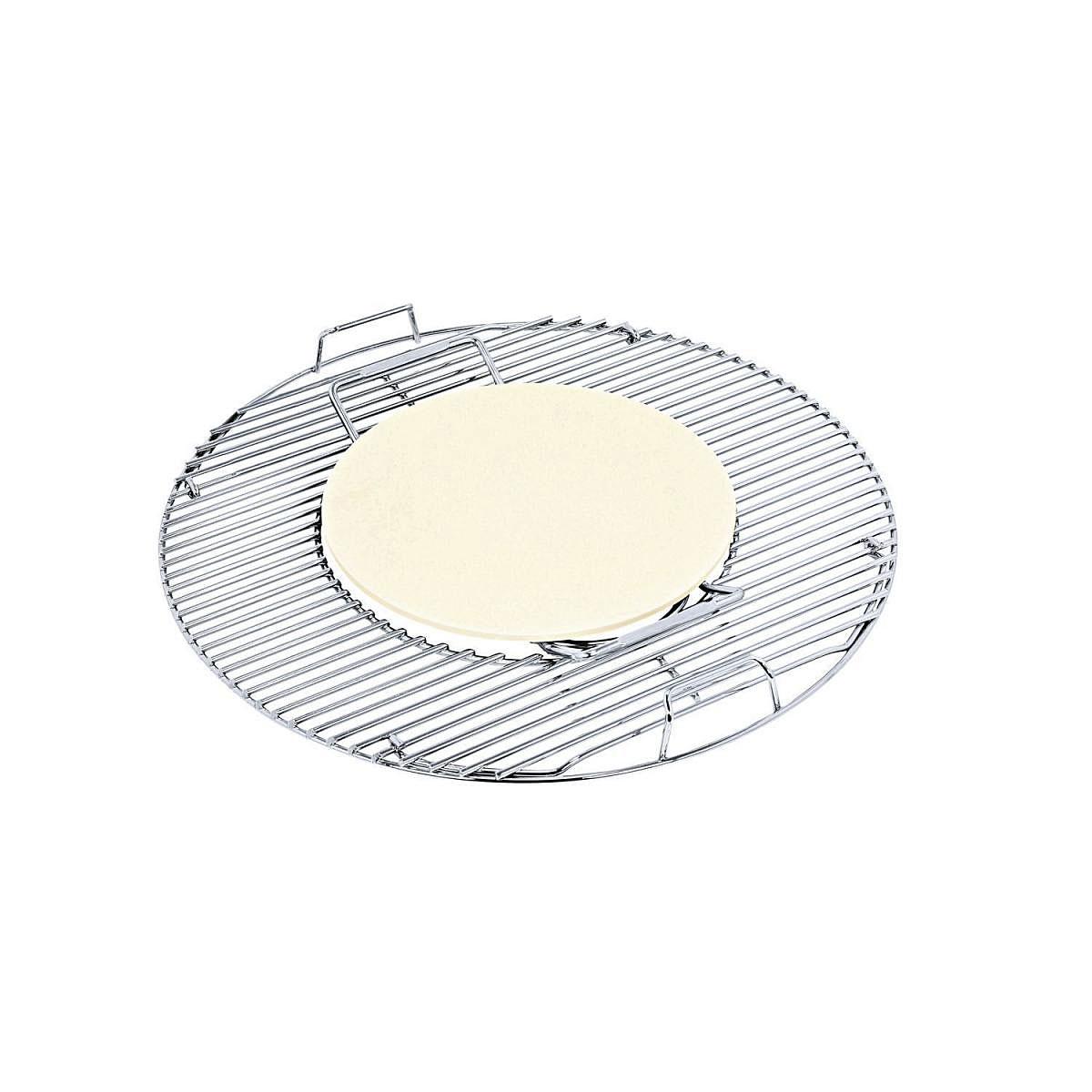 Rothmann Grillrosteinsatz, Pizzastein, 30 cm
