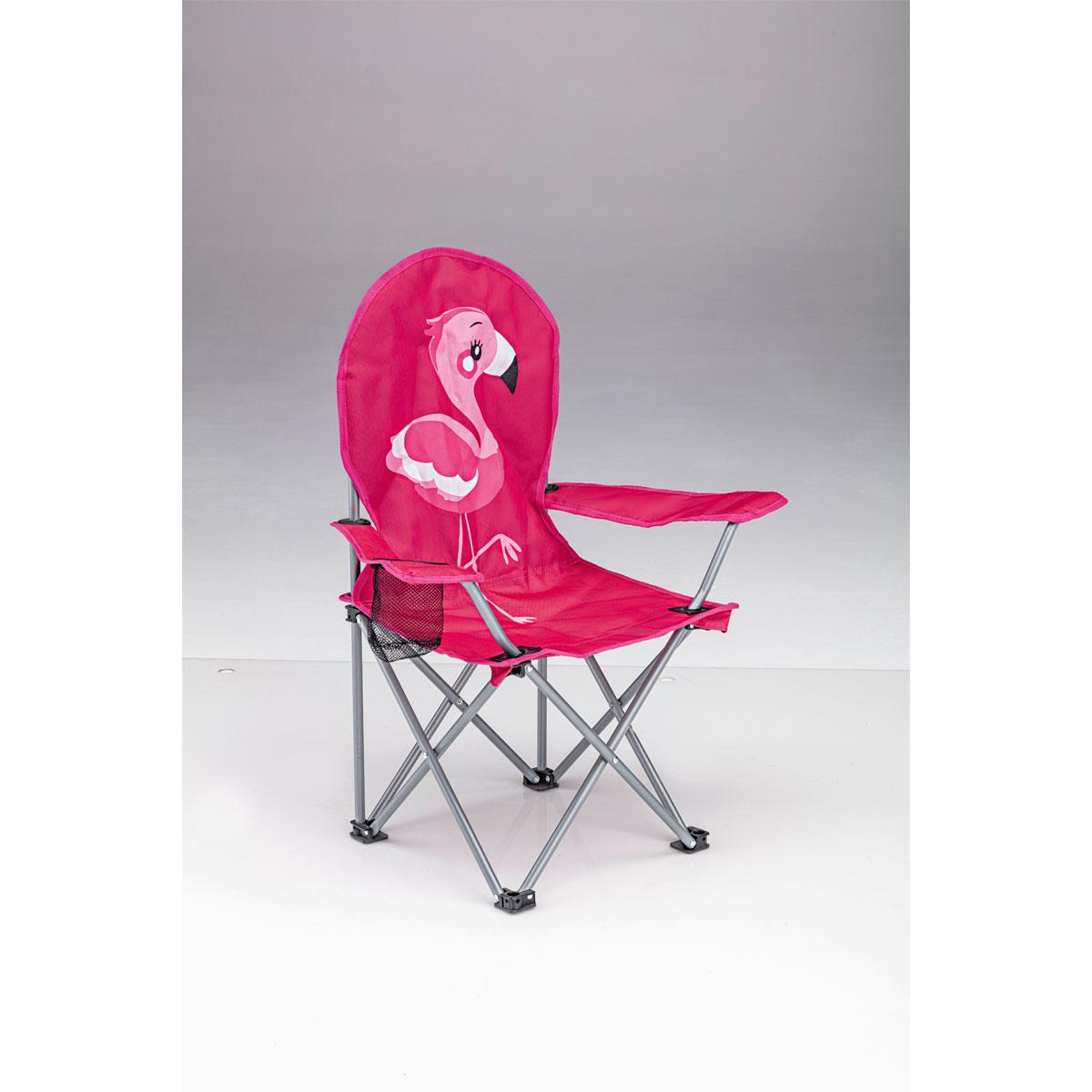 """Gartenstühle - Kinderfaltstuhl """"Flamingo"""" 64x40x68 cm, mit Tragetasche  - Onlineshop Hellweg"""