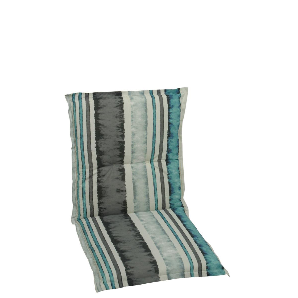 """Truhen und Auflagen - Sessel Auflage """"Dessin 19220"""", nieder, 100 cm 100 cm  - Onlineshop Hellweg"""