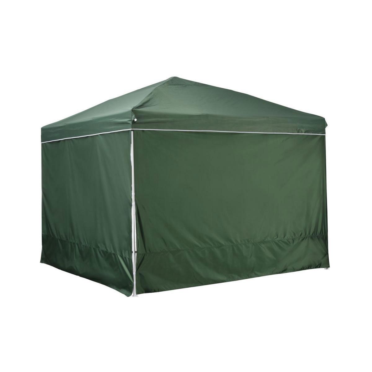 Haveson Seitenteile für Easy Up Pavillon, grün, Nr. 585758