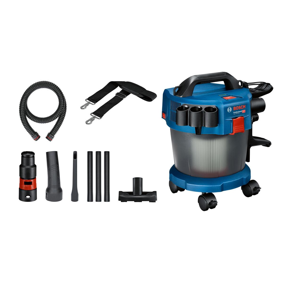 """Bosch Professional Akku-Staubsauger-Set """"GAS 18V-10 solo"""""""
