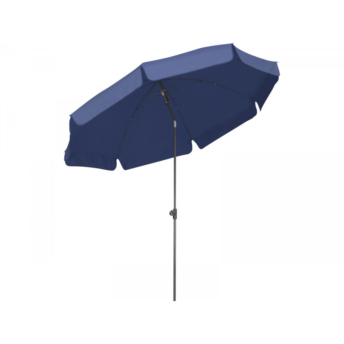 Schneider Schirme Sonnenschirm AQUILA,Ø 200 cm, blau