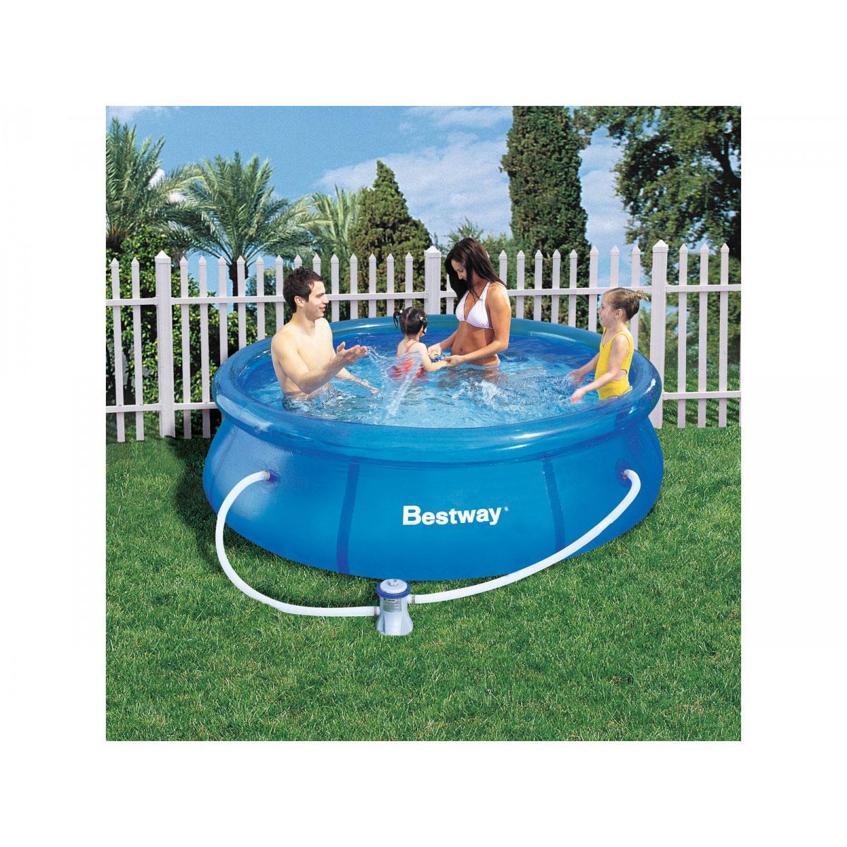 Pools und Schwimmbecken - Quick Up Pool, 244cm  - Onlineshop Hellweg