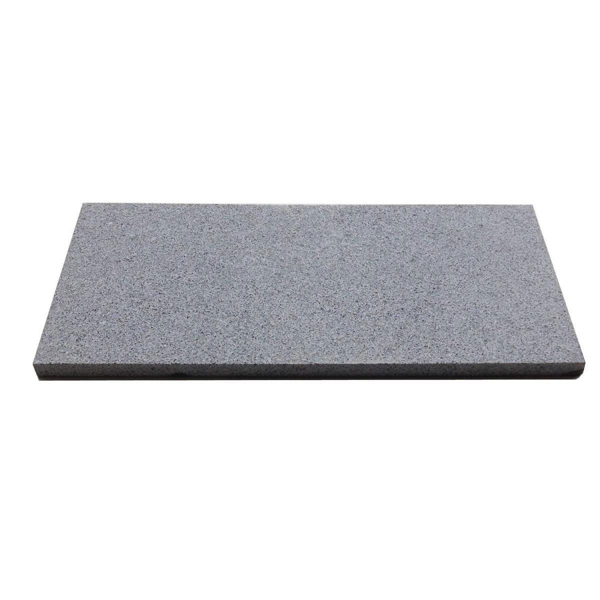 Wingart Granit Terrassenplatte, 60x30 cm, graphit-grau