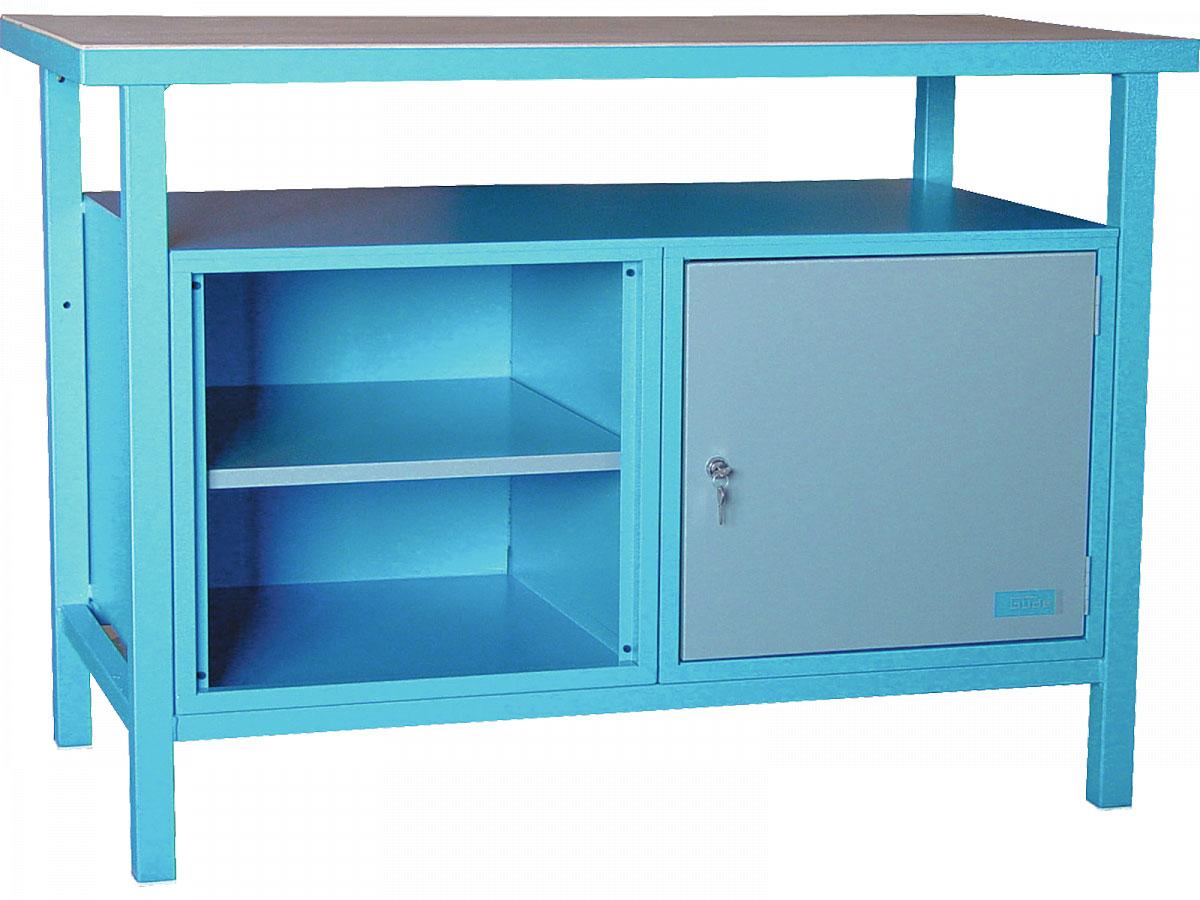 Güde Werkbank P 1200 T Blau