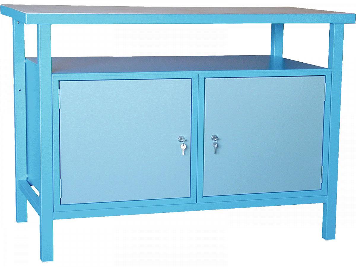 Güde Werkbank P 1200 TT Blau