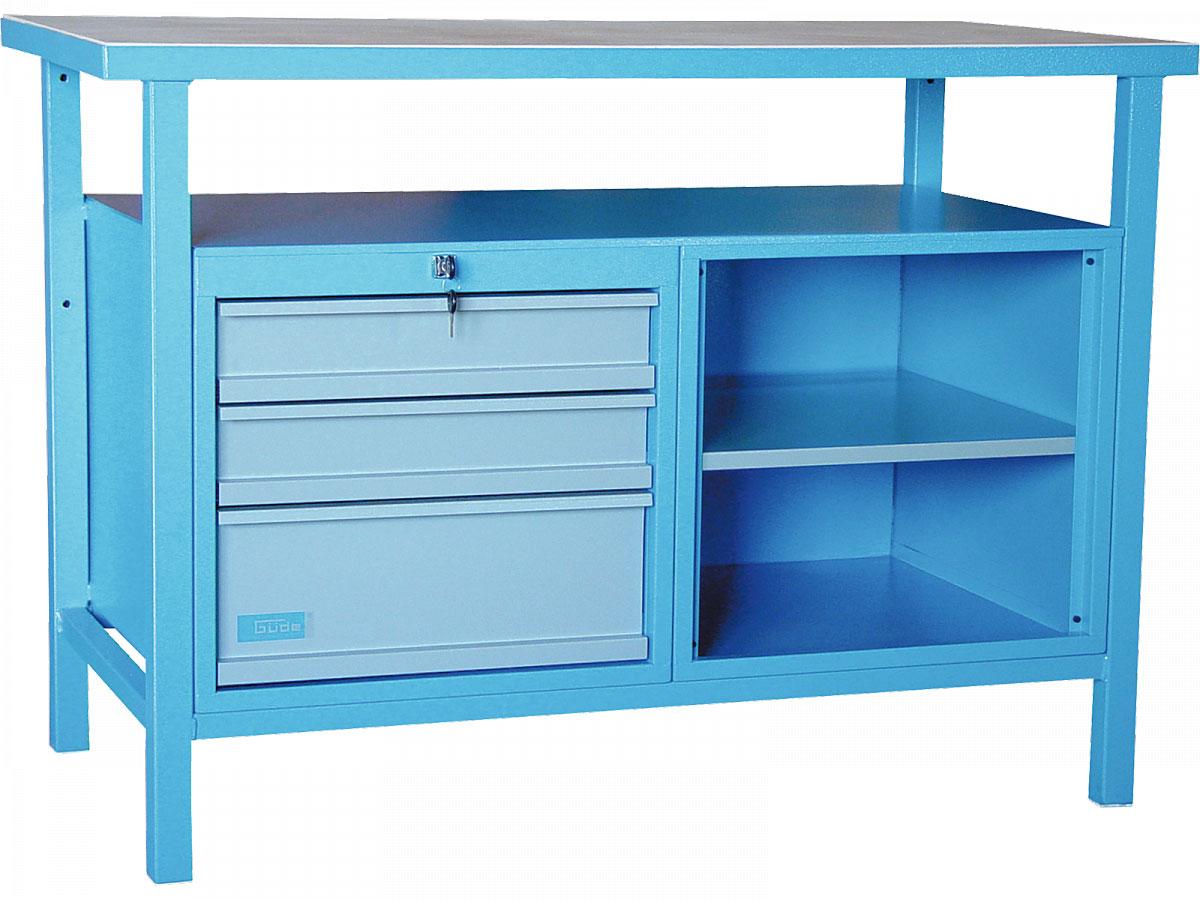 Güde Werkbank P 1200 SL Blau