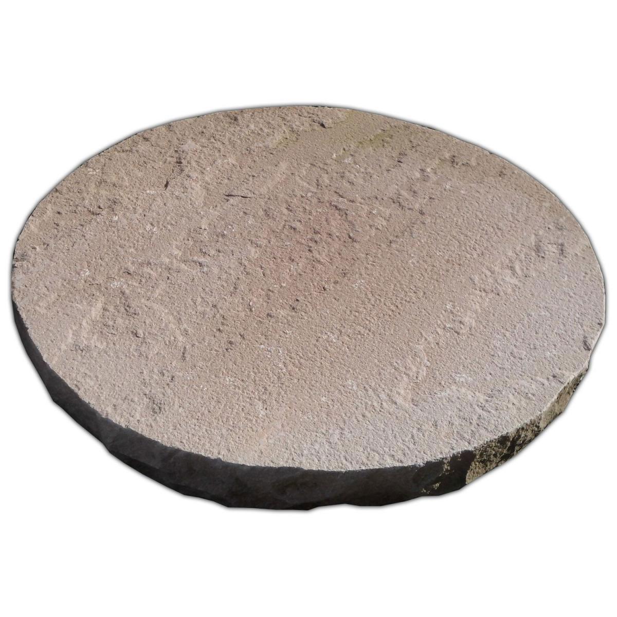 Wingart Trittstein Sandstein Modak, Durchmesser 30 cm