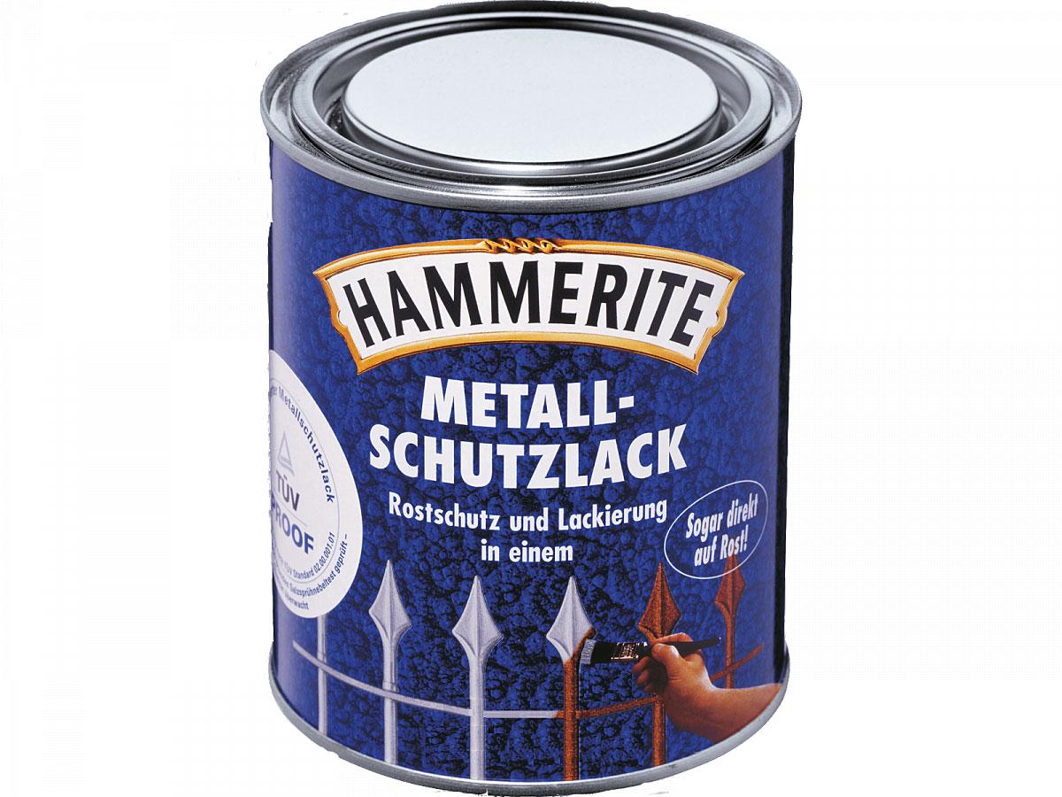 Hammerite Metallschutzlack 750 ml braun matt