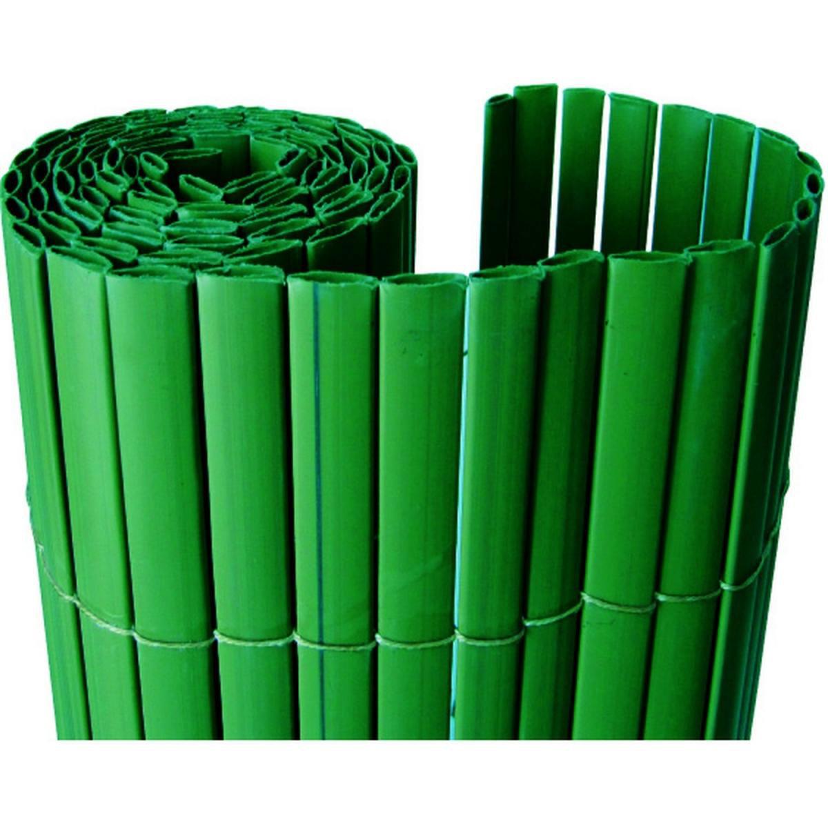 Sonnenschirme und Sonnensegel - Sichtschutzmatte PVC 90x300 cm, grün Grün  - Onlineshop Hellweg