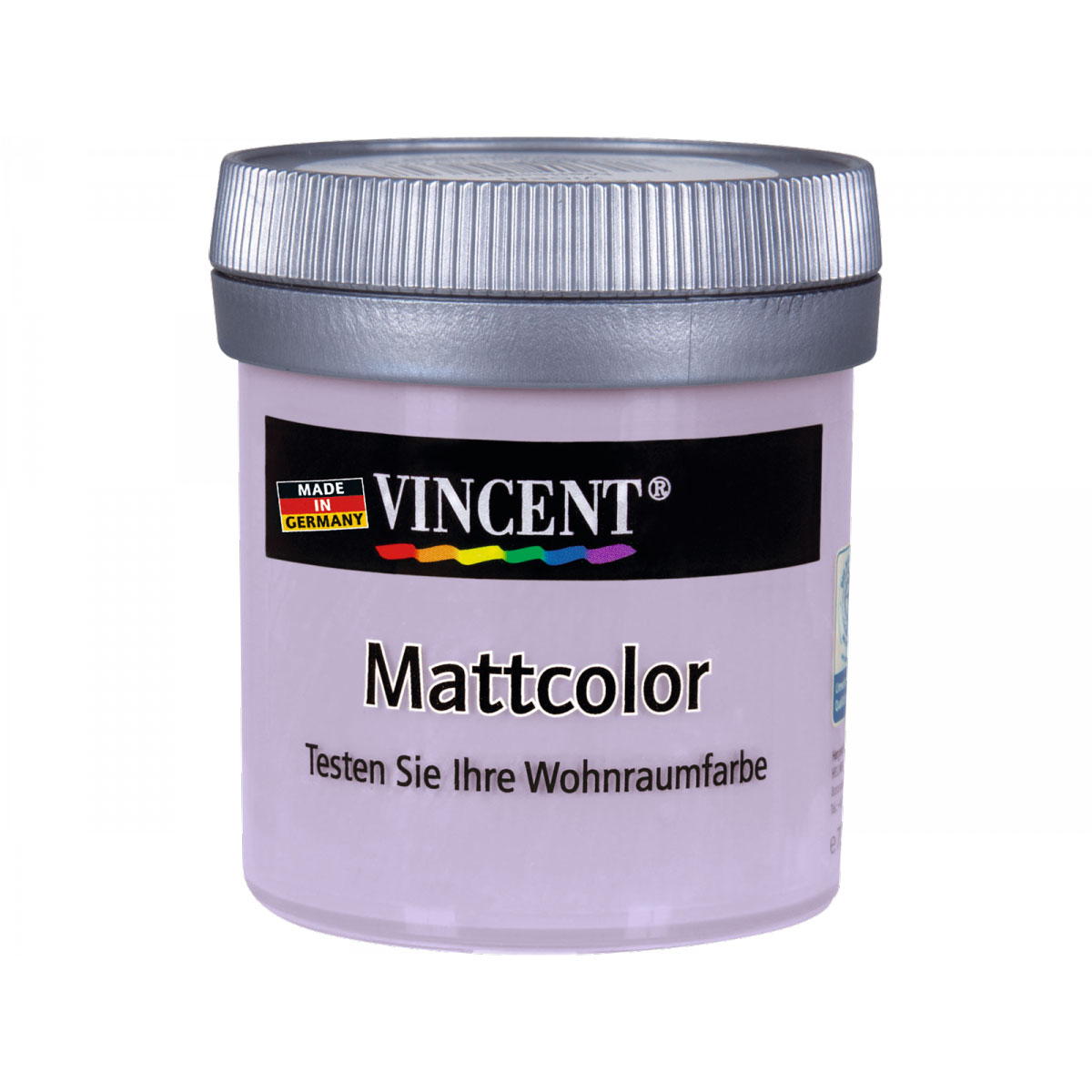 Vincent Mattcolor Lavendel 75 ml