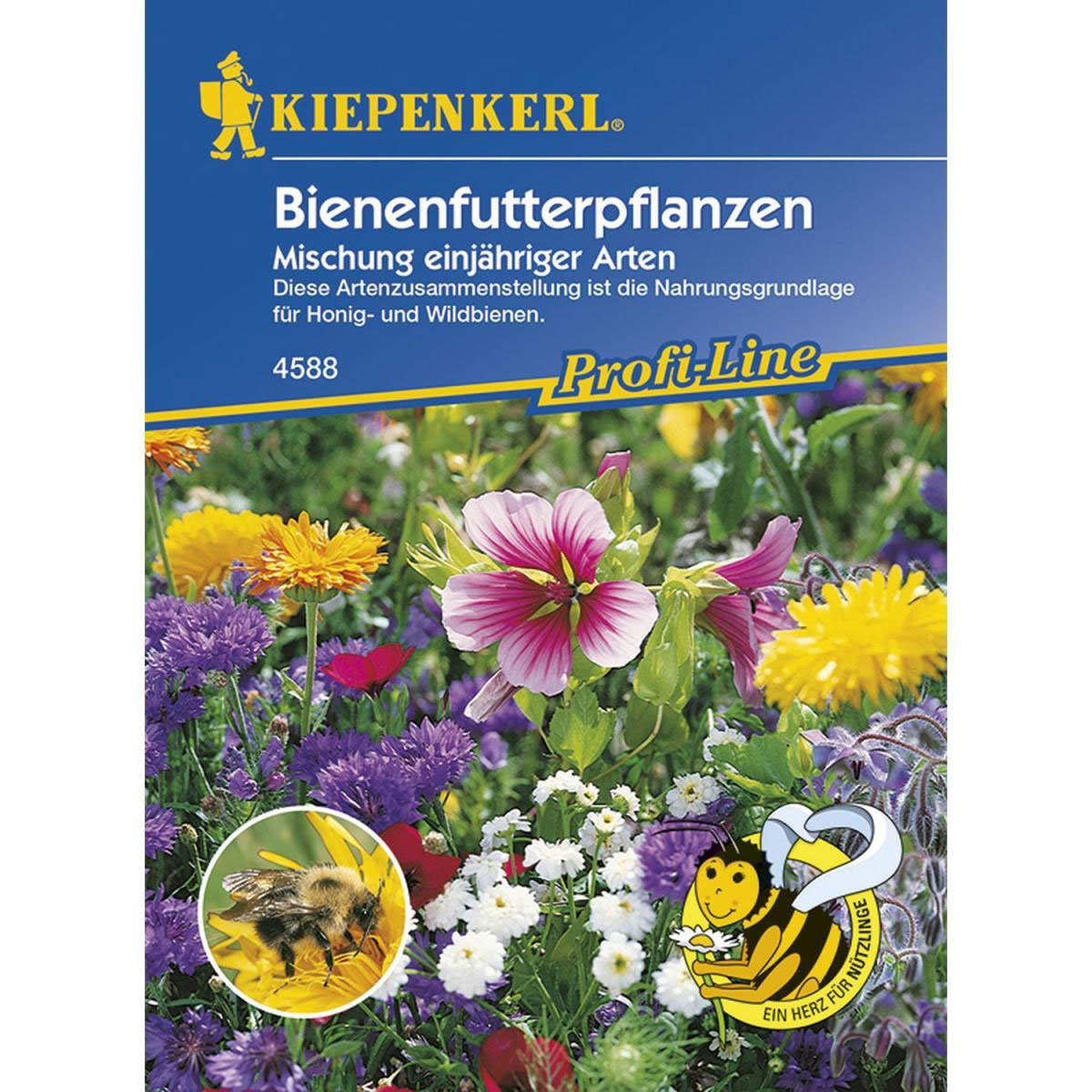 """Kiepenkerl Bienenfutterpflanzen Mischung, einjährig """"Profi-Line"""""""