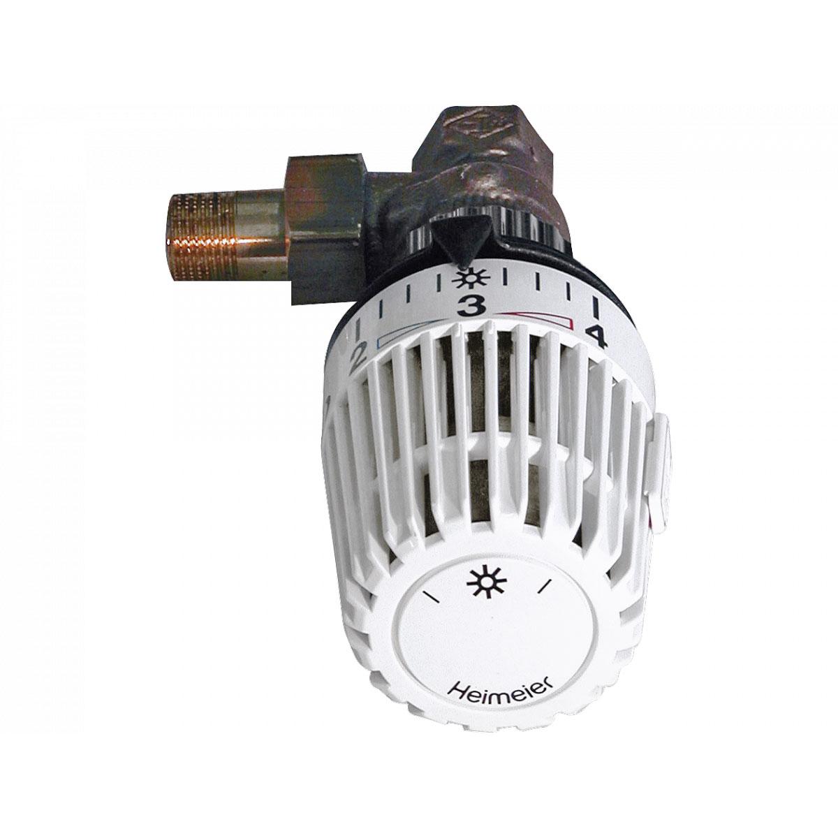 Sollwert 40-70°C Heimeier RTL Thermostat-Kopf für TA-Multi