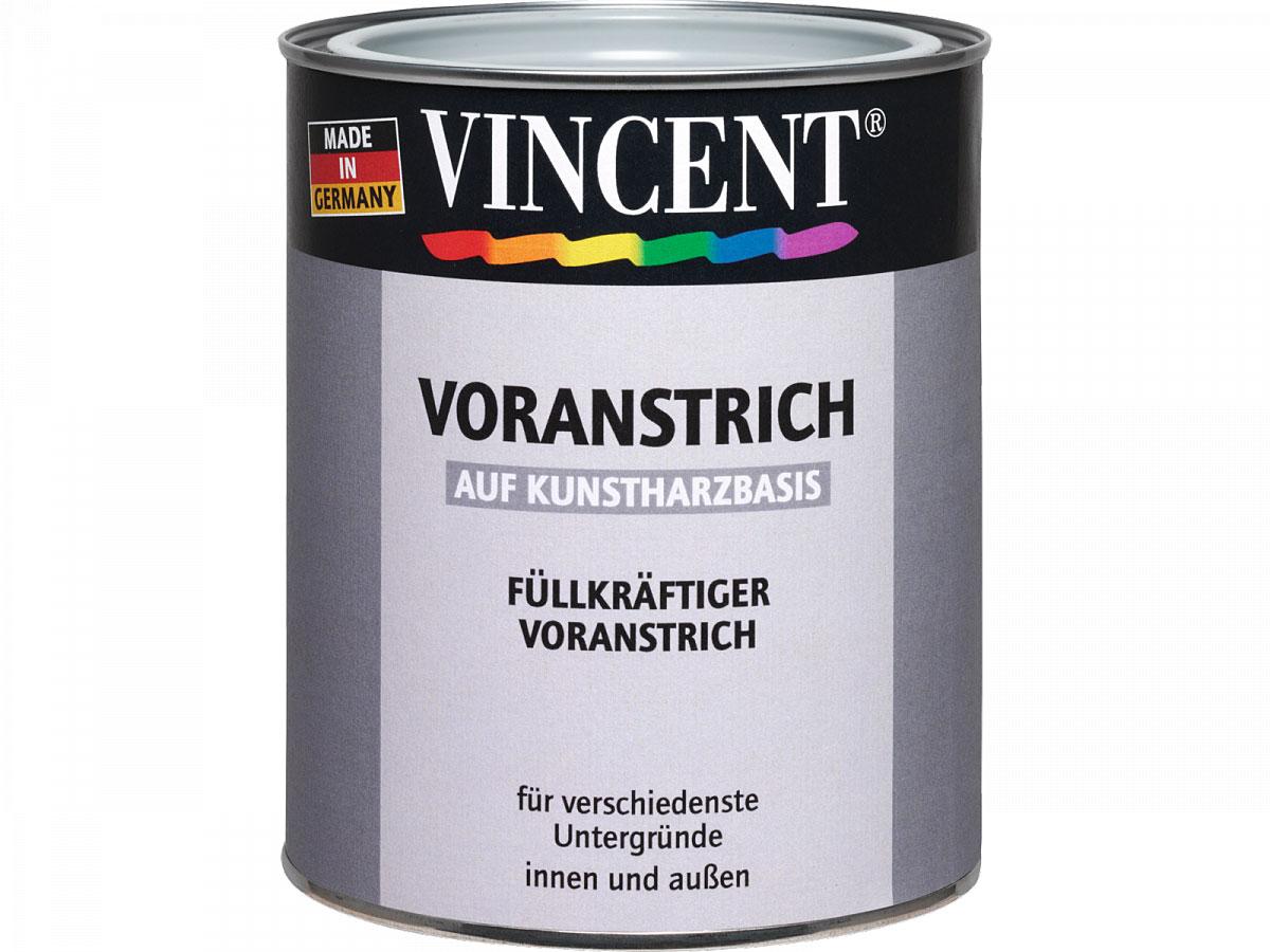Vincent Vorstreichfarbe Lösungsmittelhaltig