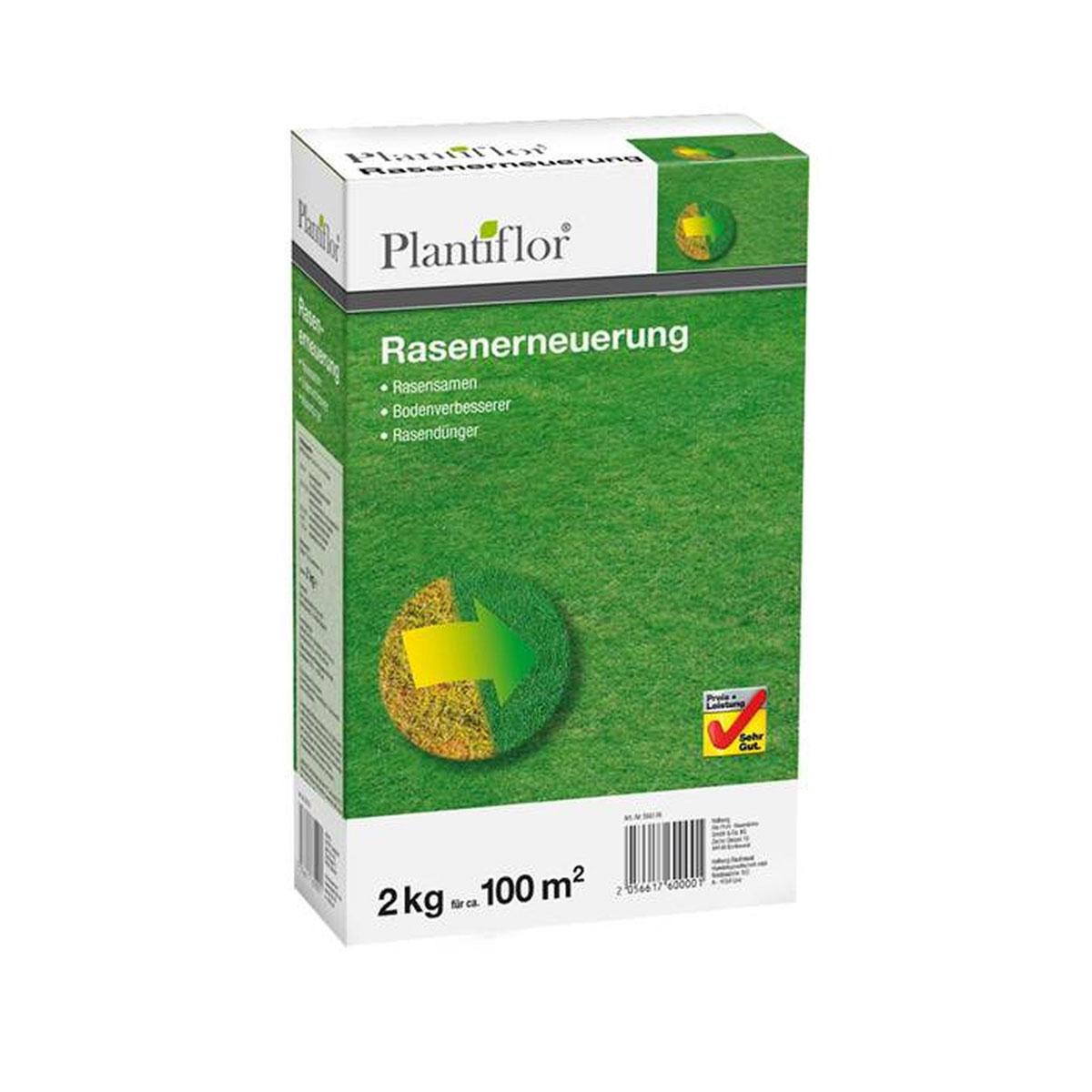 Plantiflor Rasenerneuerung 2,0 kg