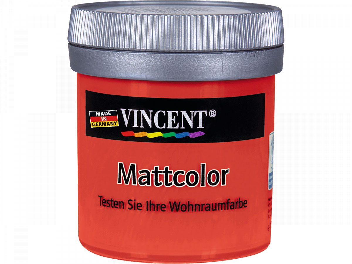 Vincent Mattcolor Spicy 75 ml