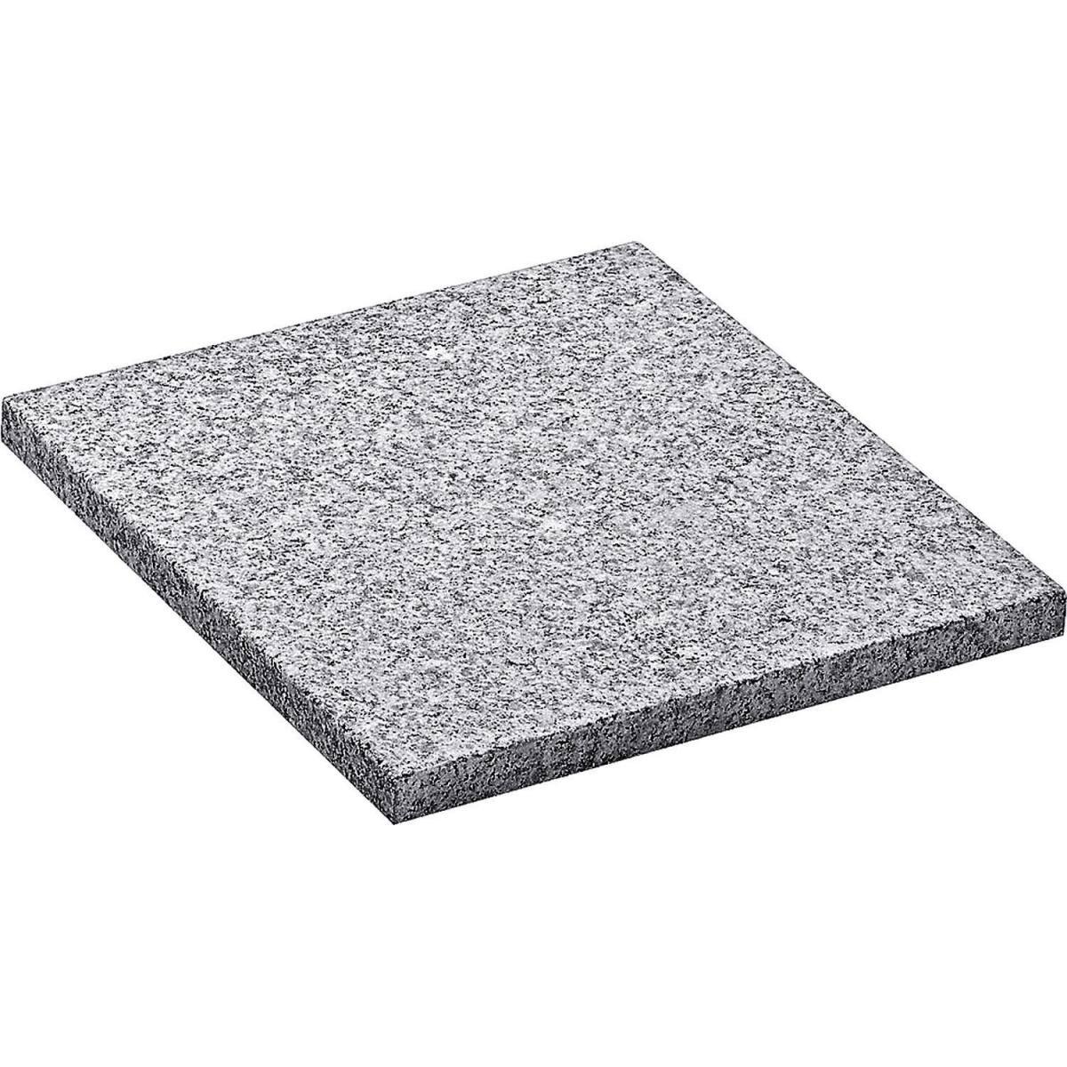 "Wingart Terrassenplatte ""Granit"", granit-grau"