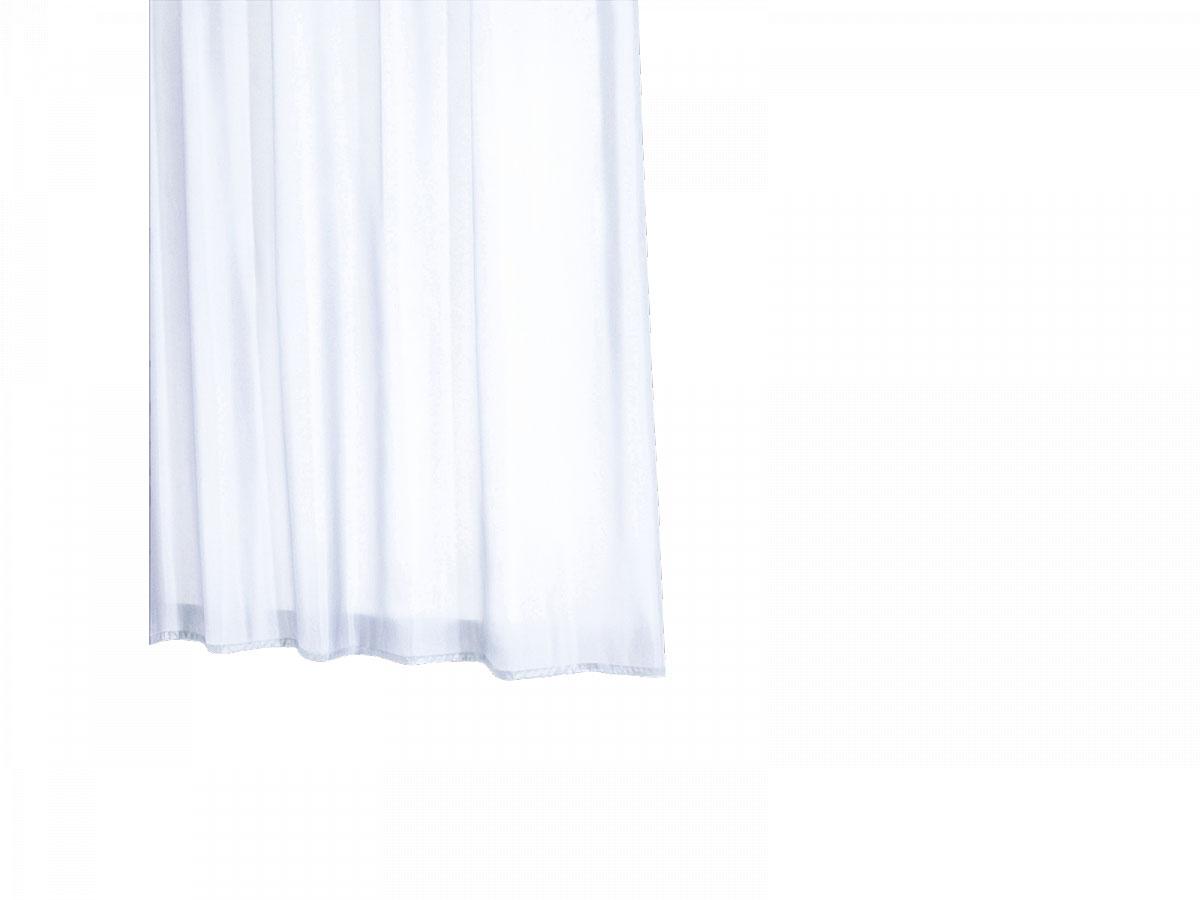 Duschvorhang Plain weiß