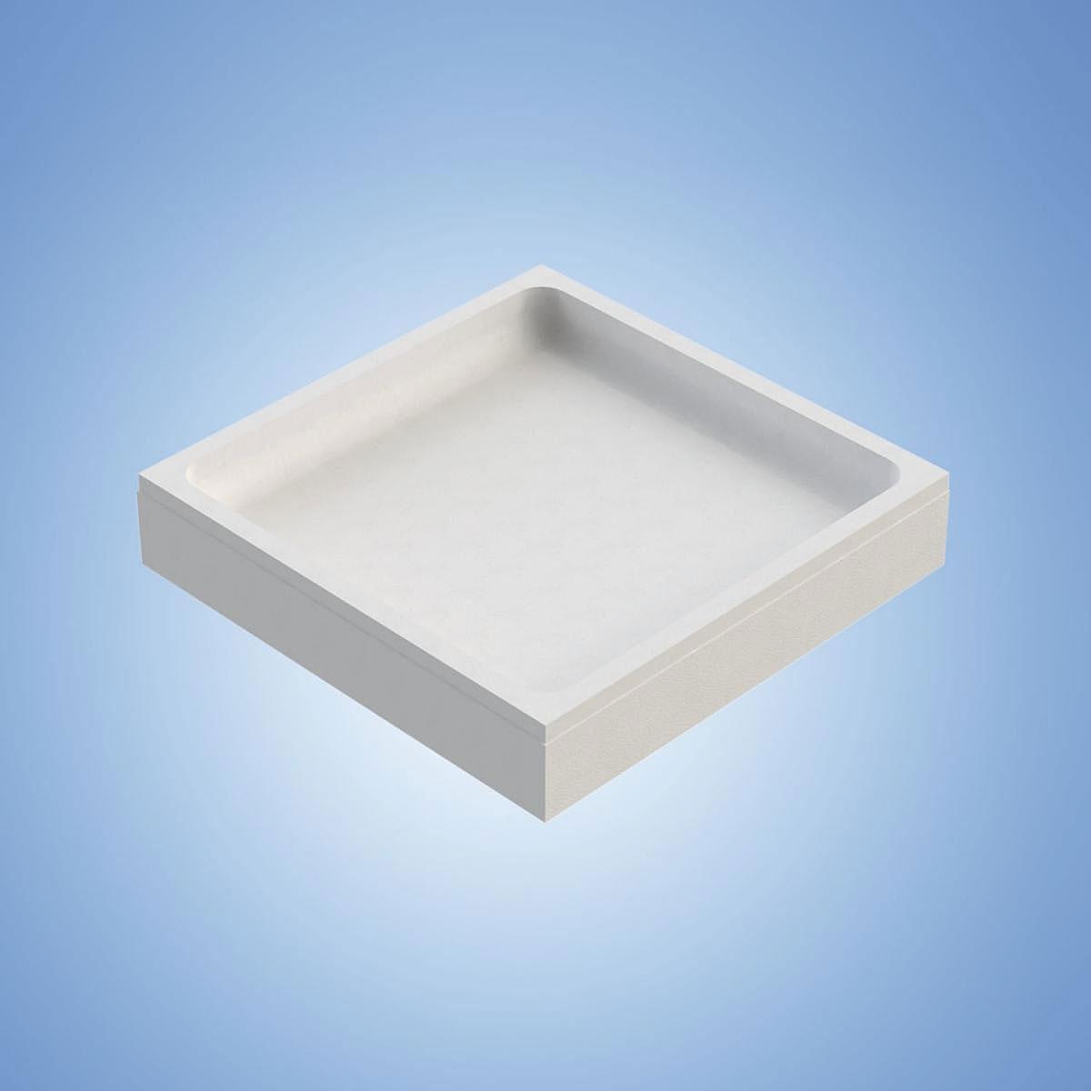 Ottofond Wannenträger zur Duschtasse Rubi 90 x 90 x 3 cm, 990228