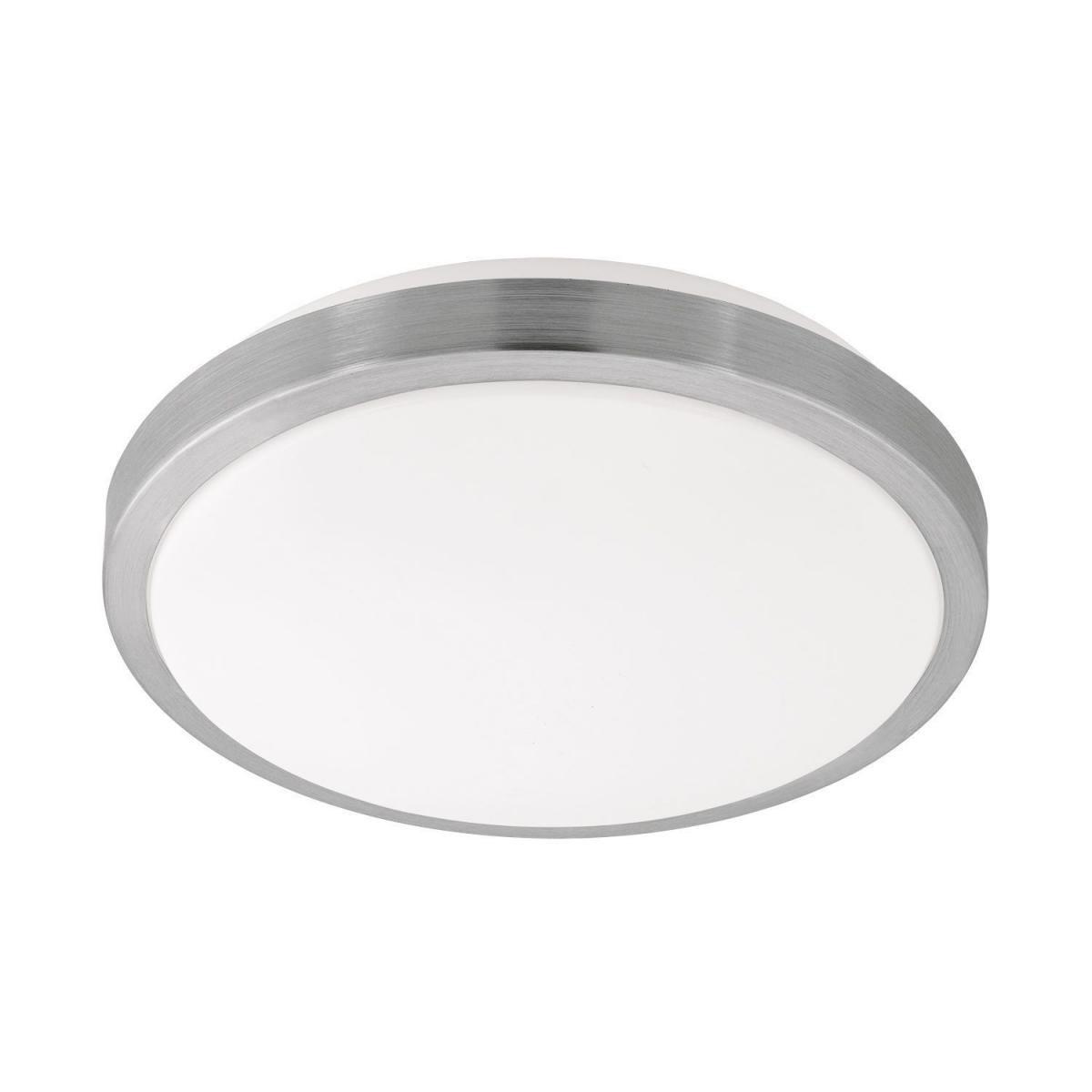 """Deckenleuchten - LED Deckenleuchte """"Competa"""", 32,5x5,5cm, nickel matt nickel matt  - Onlineshop Hellweg"""