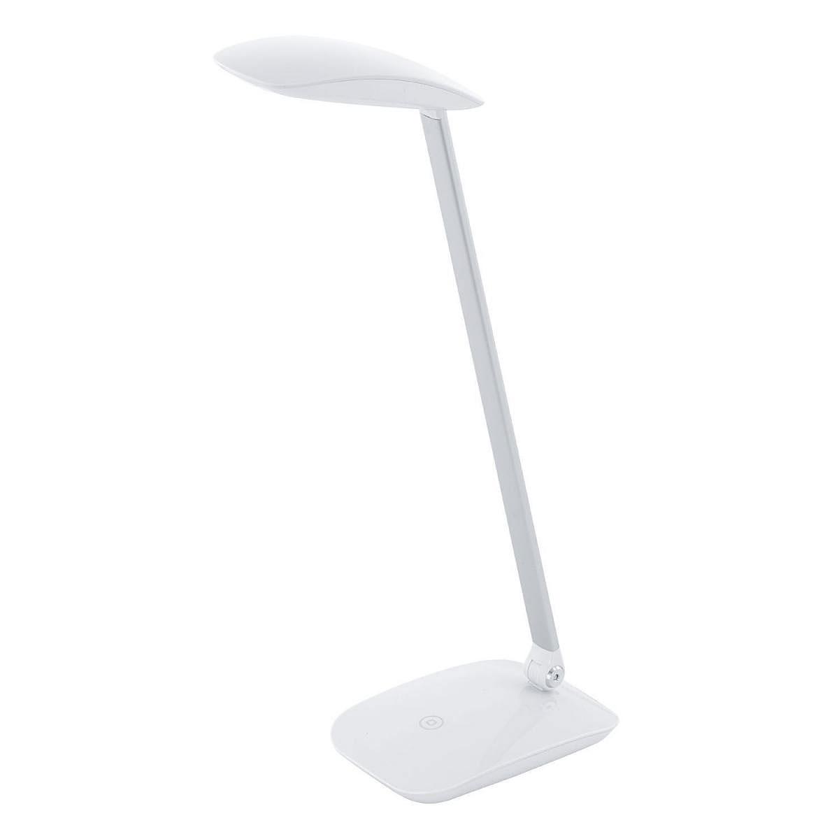 """Tischleuchten - LED Tischleuchte """"Cajero"""", weiß  - Onlineshop Hellweg"""