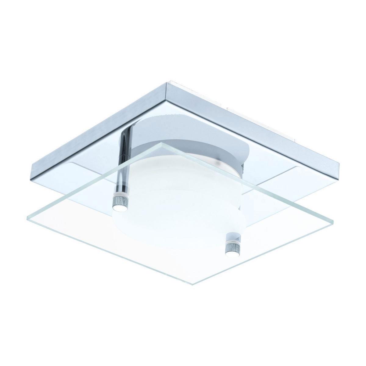 """Deckenleuchten - LED Wand Deckenleuchte """"Abiola"""", 11,5x11,5 cm  - Onlineshop Hellweg"""